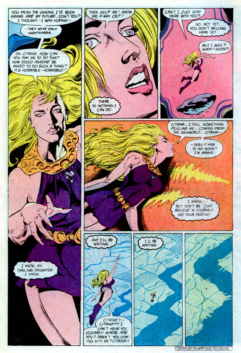 Read online Amethyst (1985) comic -  Issue # _Special 1 - 4