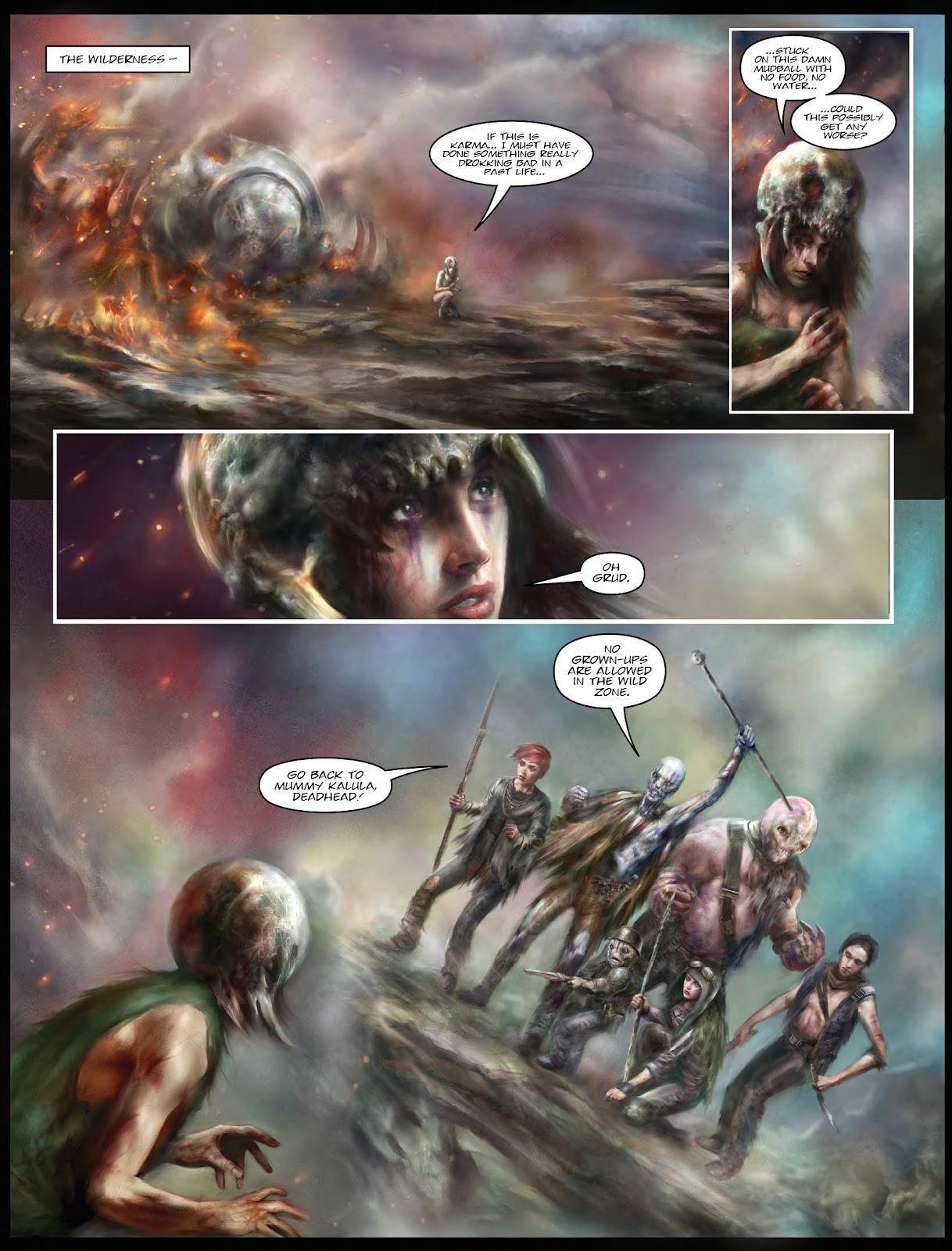 Judge Dredd Megazine (Vol. 5) issue 427 - Page 59