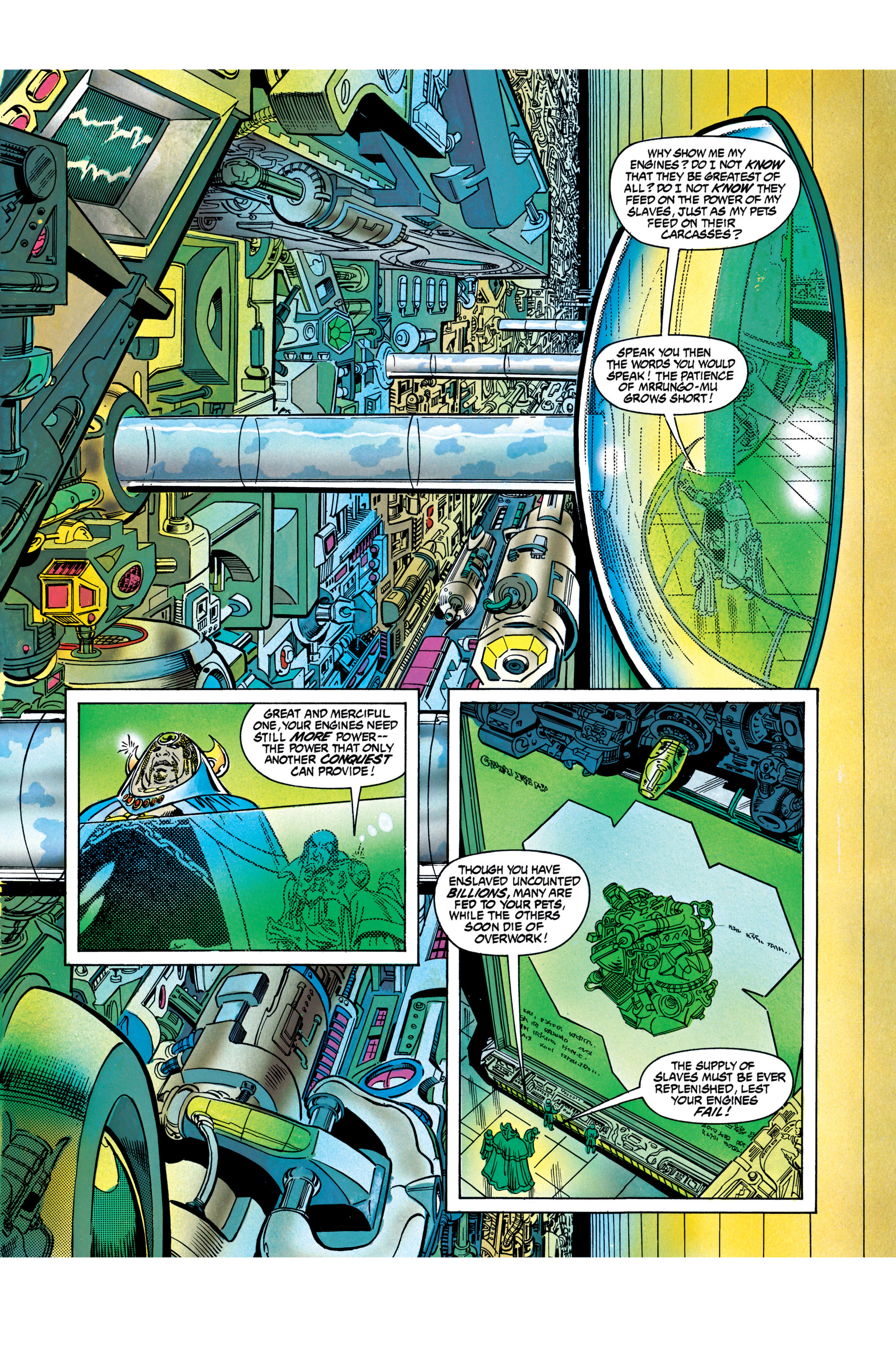 Read online Silver Surfer: Parable comic -  Issue # TPB - 86