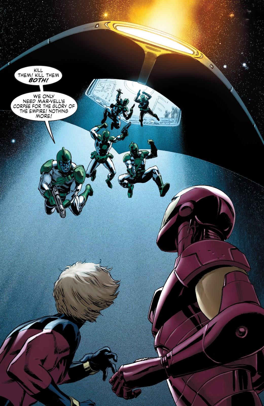 Read online Secret Invasion: Rise of the Skrulls comic -  Issue # TPB (Part 4) - 2