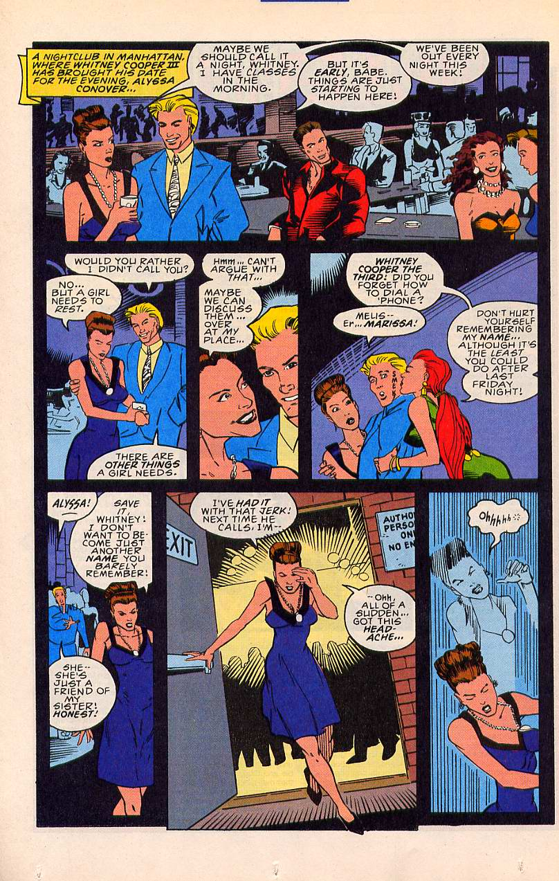 Read online Sleepwalker comic -  Issue #20 - 13