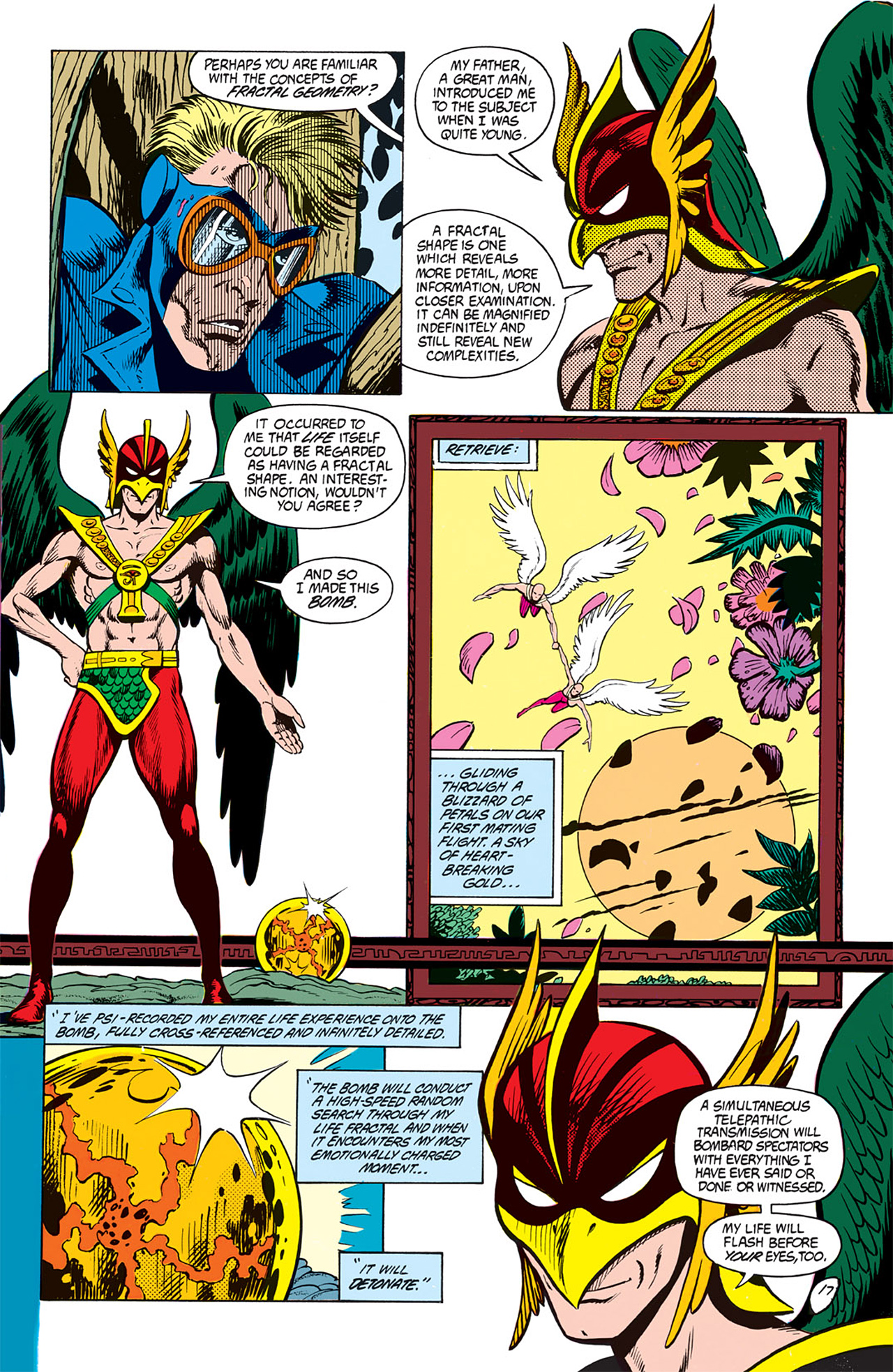 Read online Animal Man (1988) comic -  Issue #6 - 19