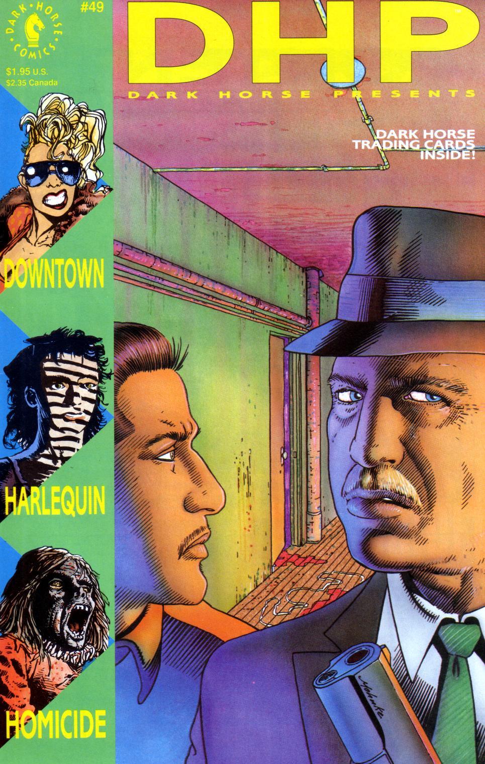 Dark Horse Presents (1986) 49 Page 1