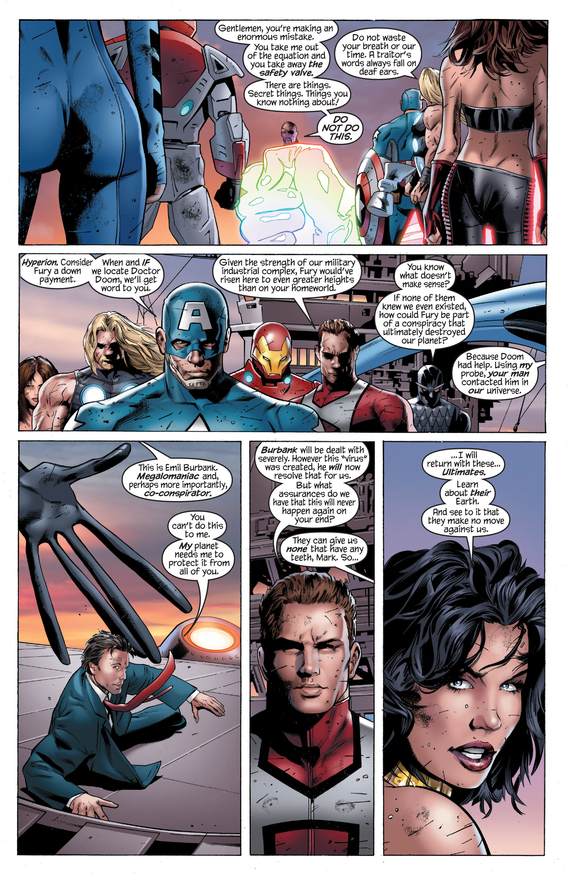 Read online Ultimate Power comic -  Issue #9 - 18