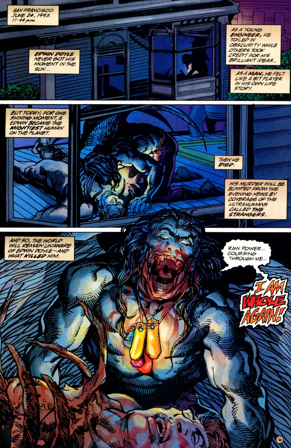 Read online Rune (1994) comic -  Issue #0 - 18