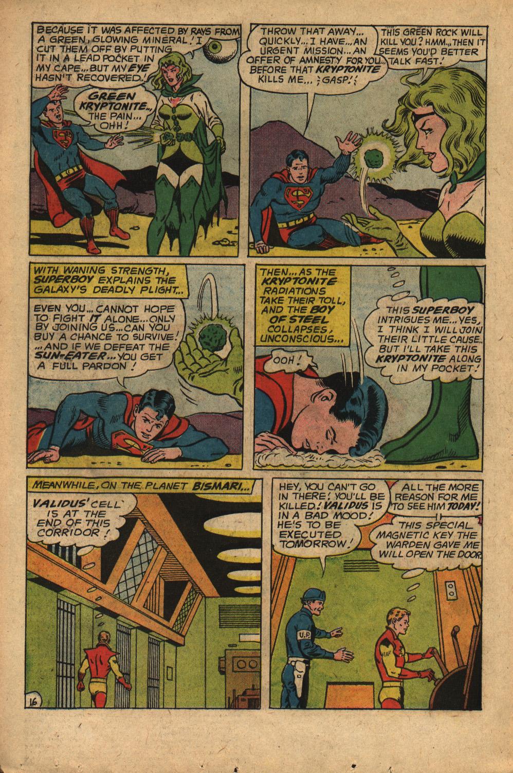 Read online Adventure Comics (1938) comic -  Issue #352 - 22