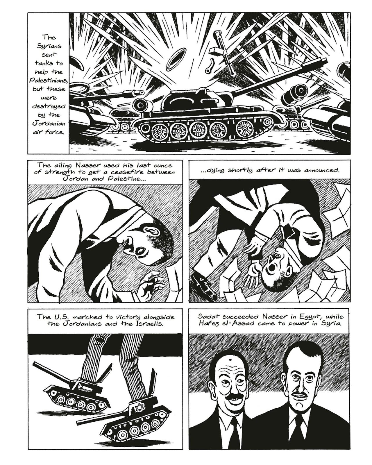 Best of Enemies: A History of US and Middle East Relations issue TPB_2 - Page 45