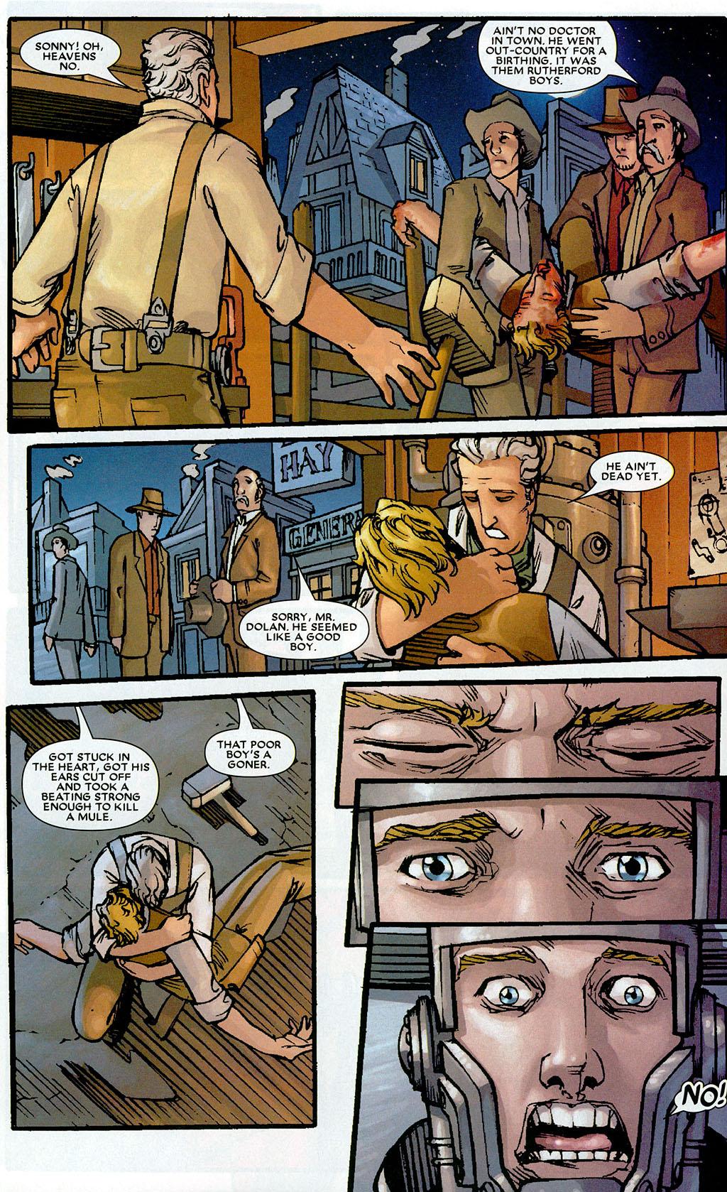 Read online Amazing Fantasy (2004) comic -  Issue #20 - 29