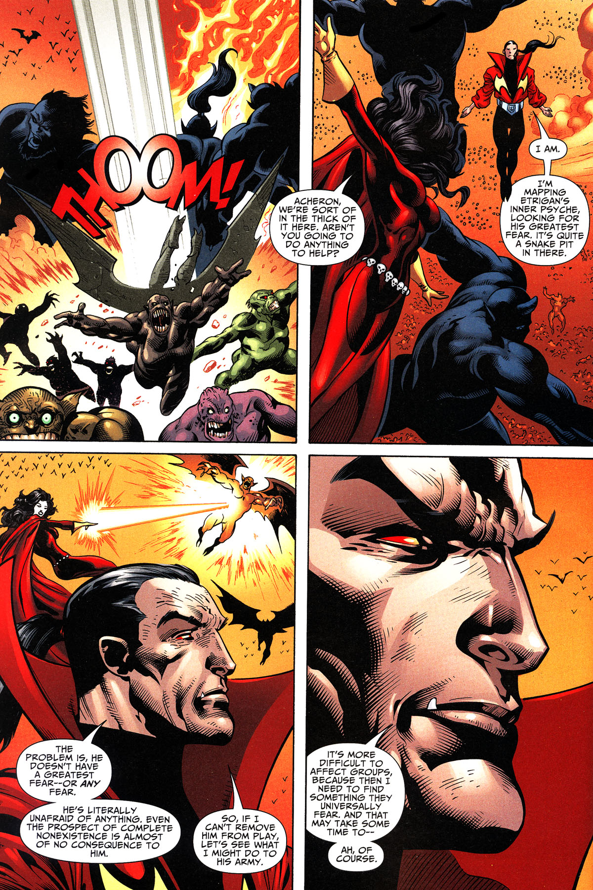 Read online Shadowpact comic -  Issue #11 - 9