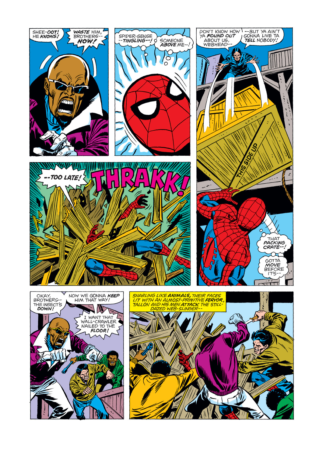 The Amazing Spider-Man (1963) 155 Page 10