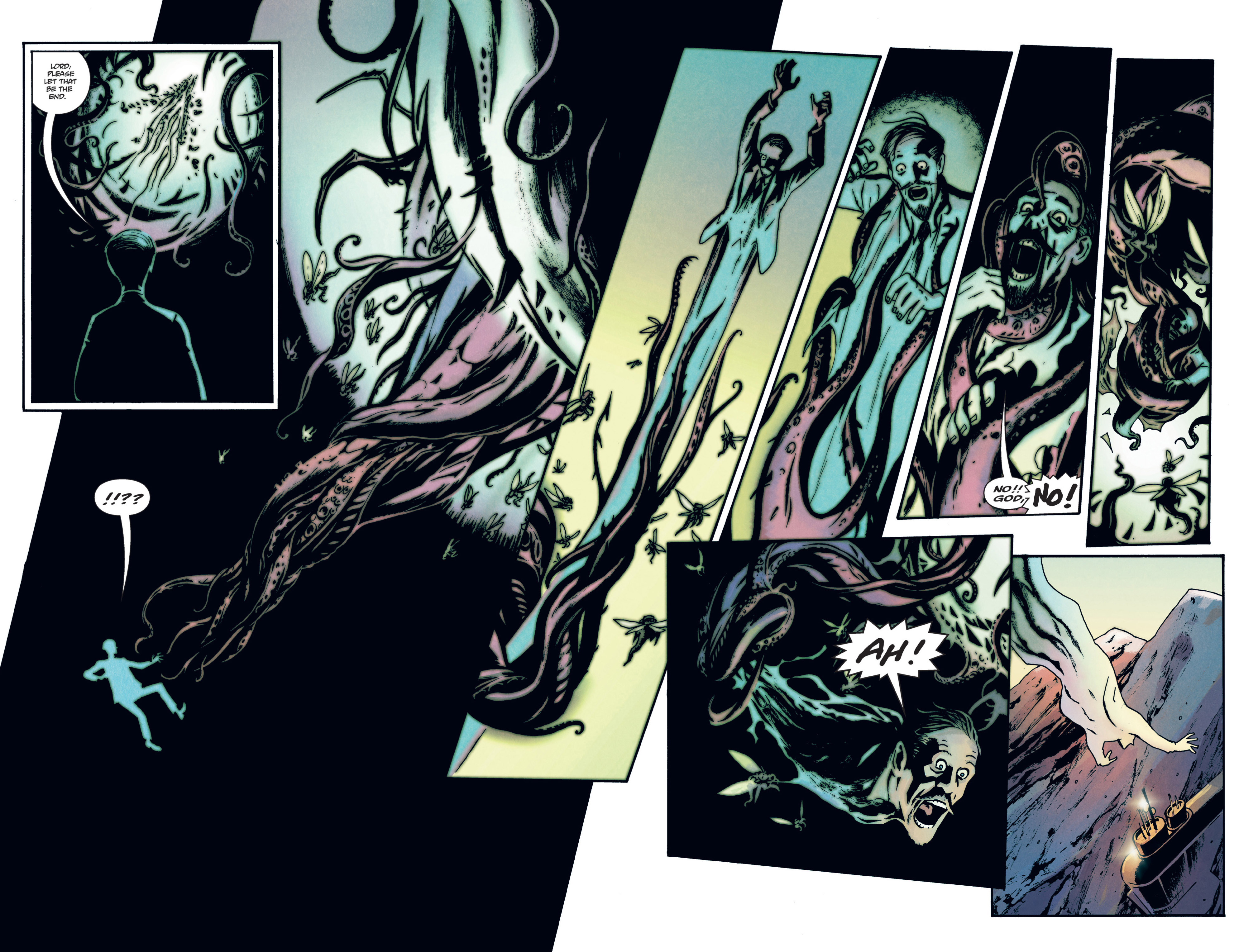 Read online B.P.R.D. (2003) comic -  Issue # TPB 12 - 103