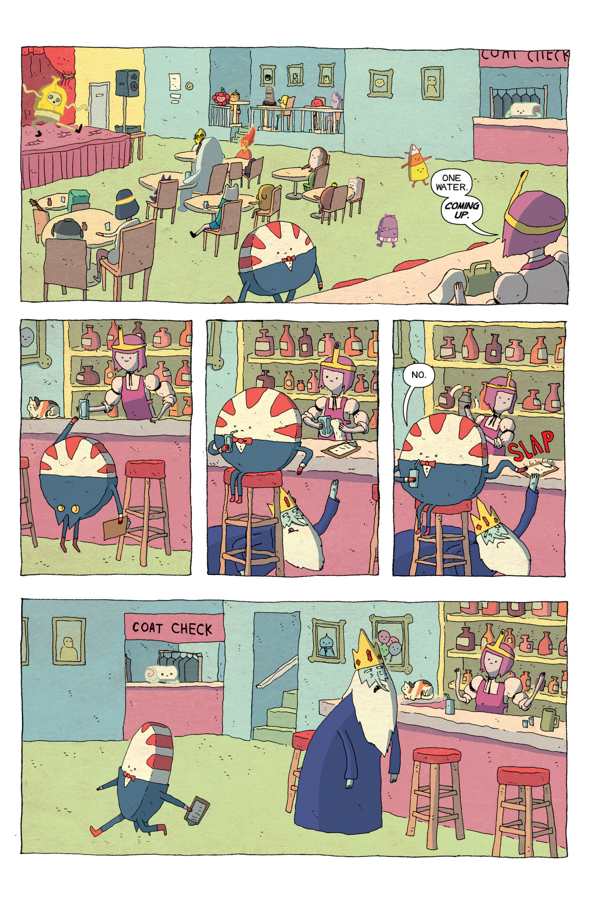 Read online Adventure Time comic -  Issue #43 - 22