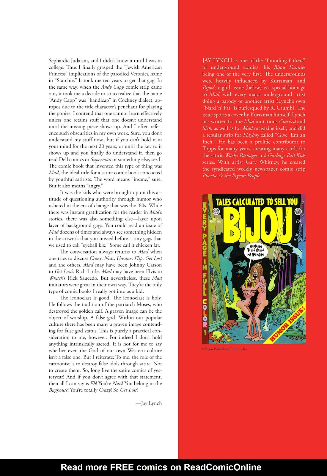 Read online Sincerest Form of Parody: The Best 1950s MAD-Inspired Satirical Comics comic -  Issue # TPB (Part 1) - 8