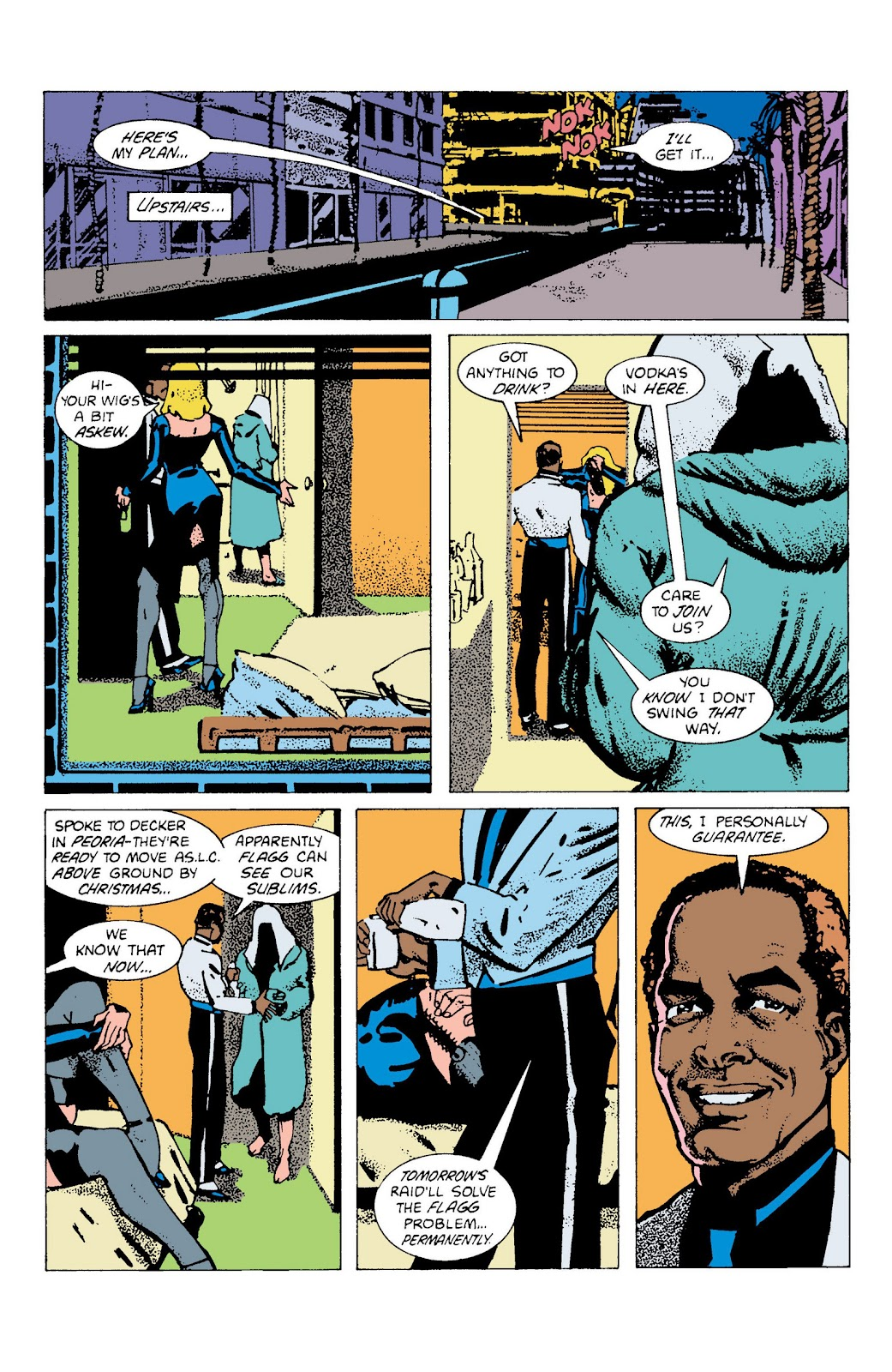 American Flagg! issue Definitive Collection (Part 2) - Page 73