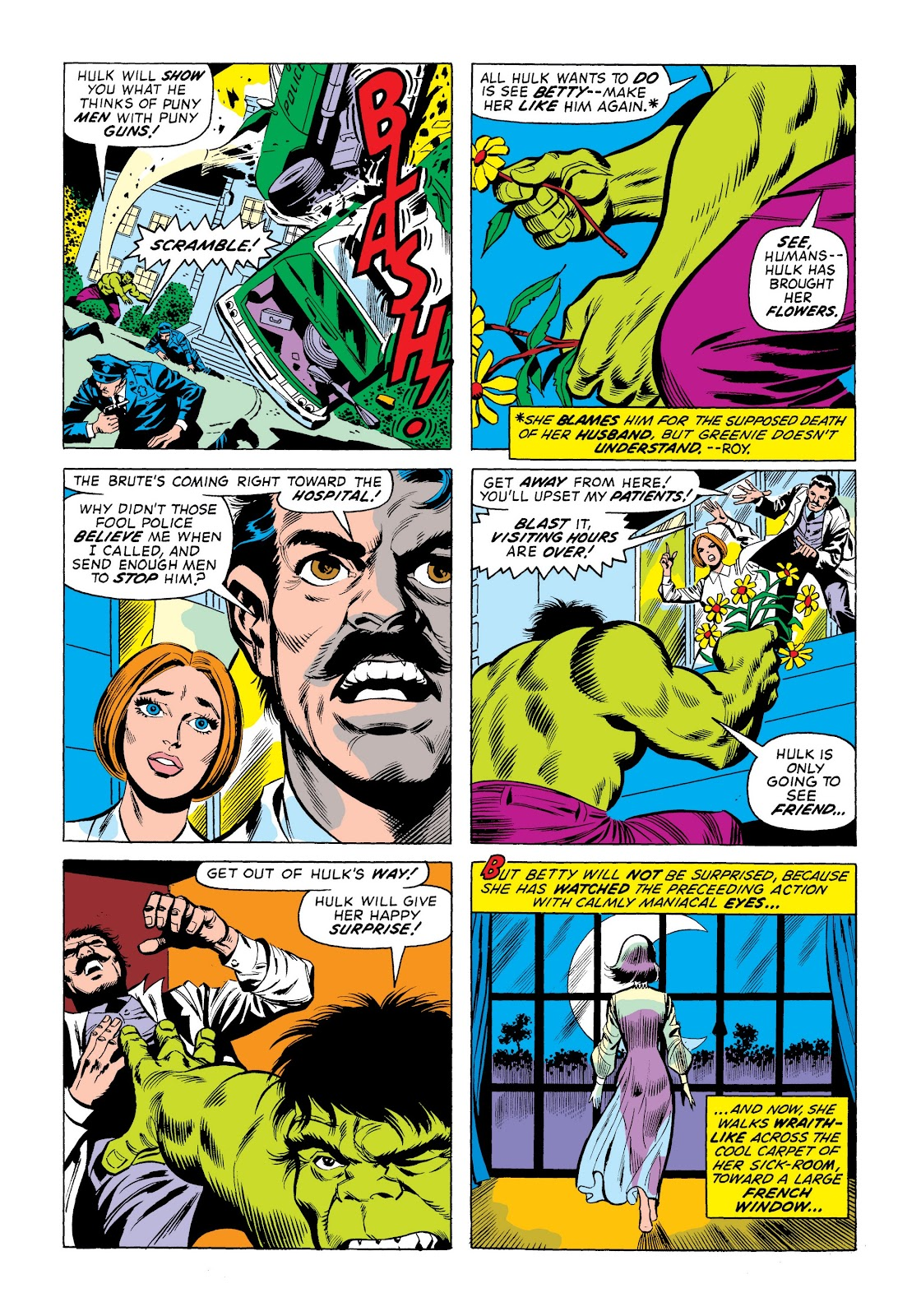 Read online Marvel Masterworks: The Incredible Hulk comic -  Issue # TPB 9 (Part 3) - 39