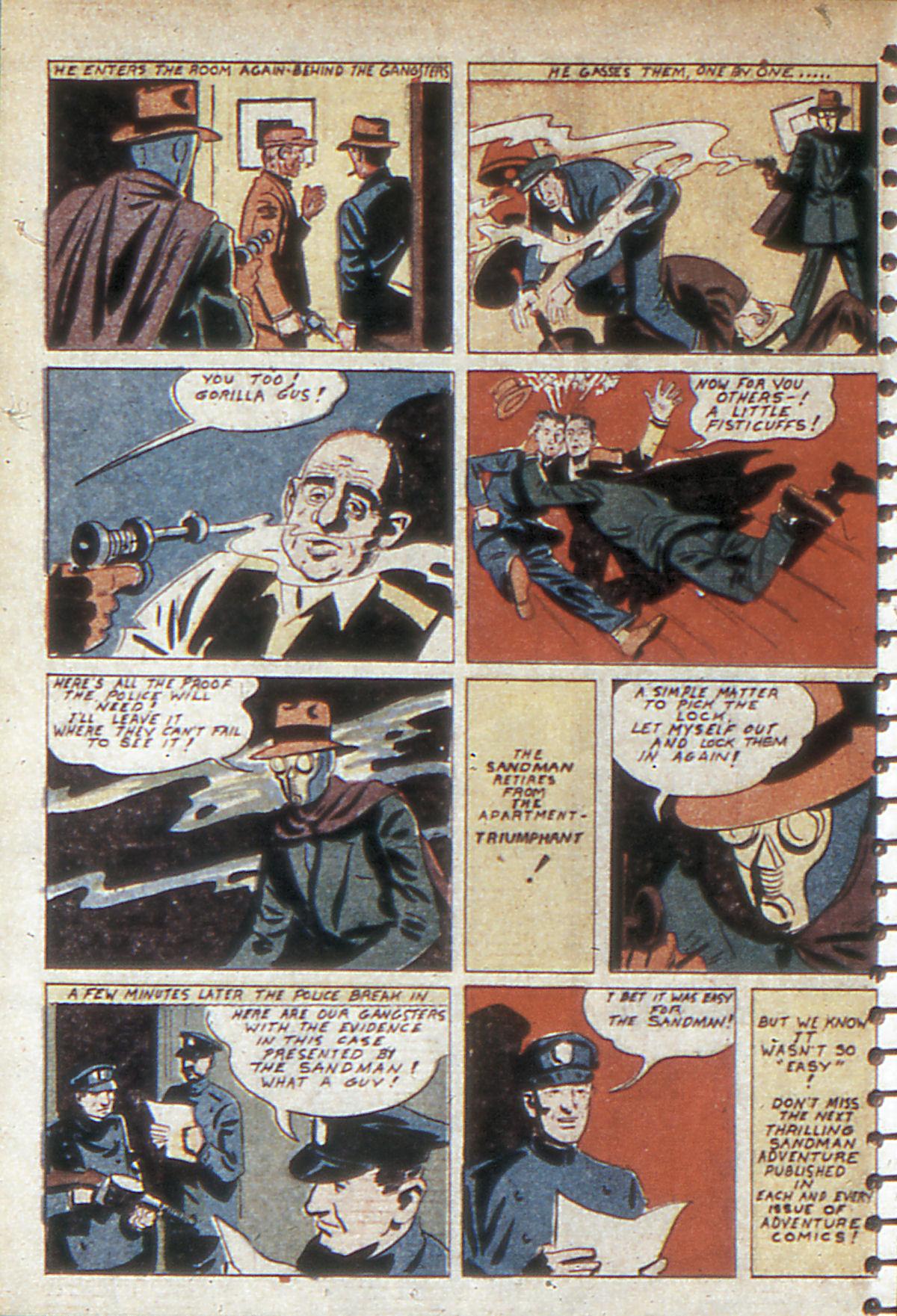 Read online Adventure Comics (1938) comic -  Issue #53 - 67