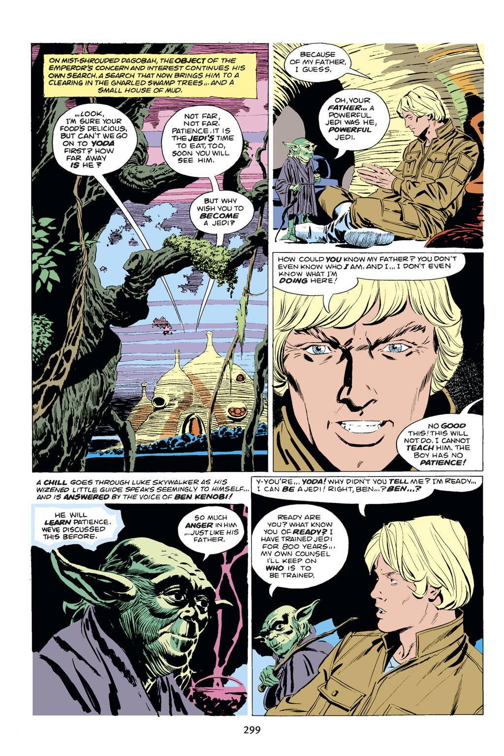 Read online Star Wars Omnibus comic -  Issue # Vol. 14 - 297
