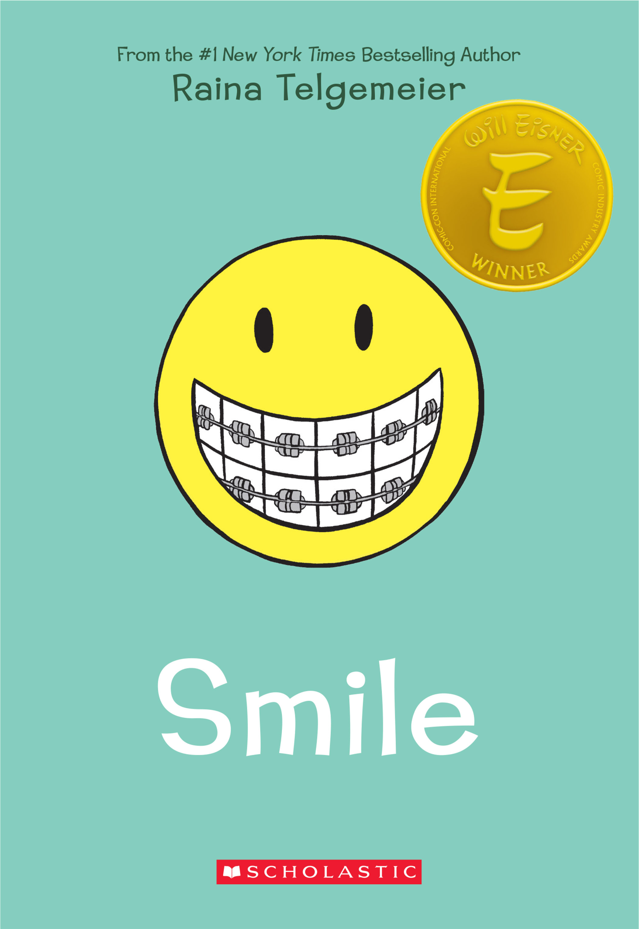 Read online Smile comic -  Issue # TPB - 1