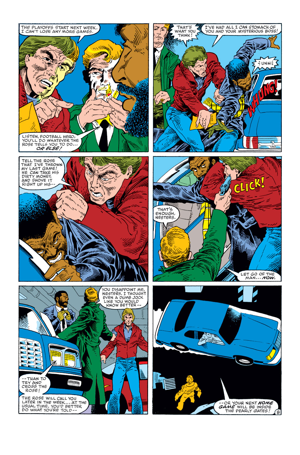 The Amazing Spider-Man (1963) 253 Page 8