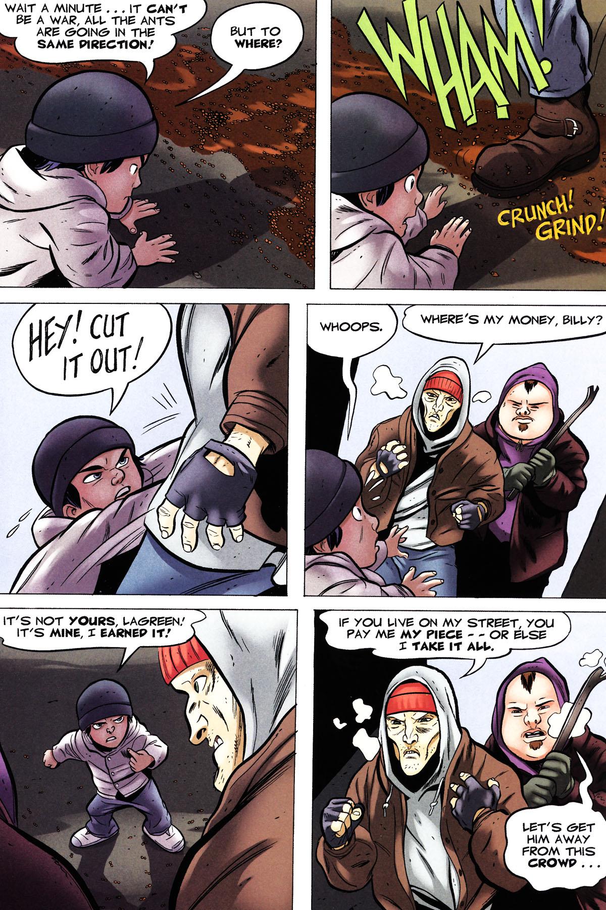 Read online Shazam!: The Monster Society of Evil comic -  Issue #2 - 12