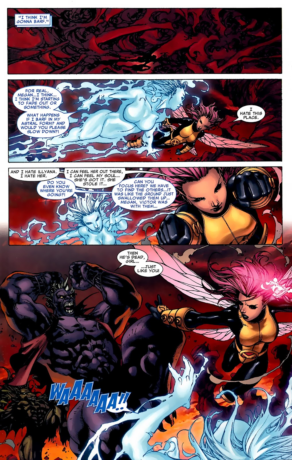 Read online X-Men: Second Coming Revelations comic -  Issue # TPB (Part 2) - 17