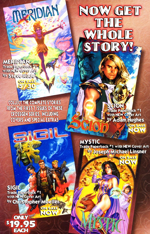 Read online Scion comic -  Issue #12 - 31