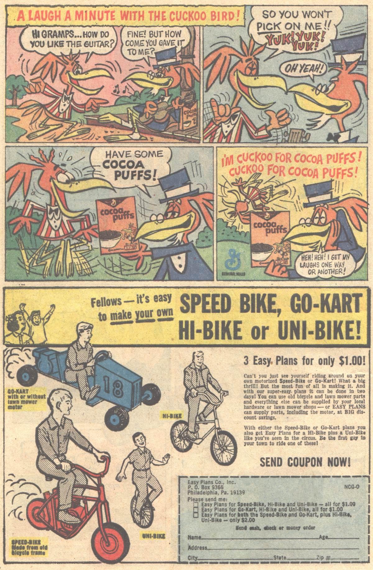 Read online Adventure Comics (1938) comic -  Issue #337 - 12
