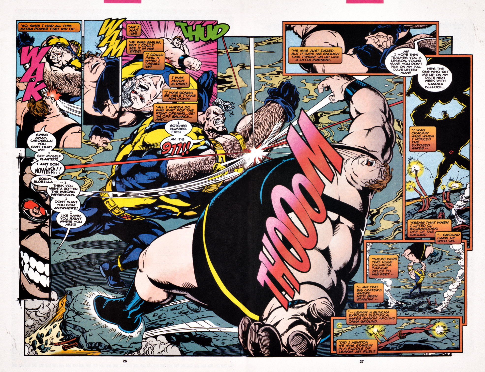 Read online X-Factor (1986) comic -  Issue #107 - 19
