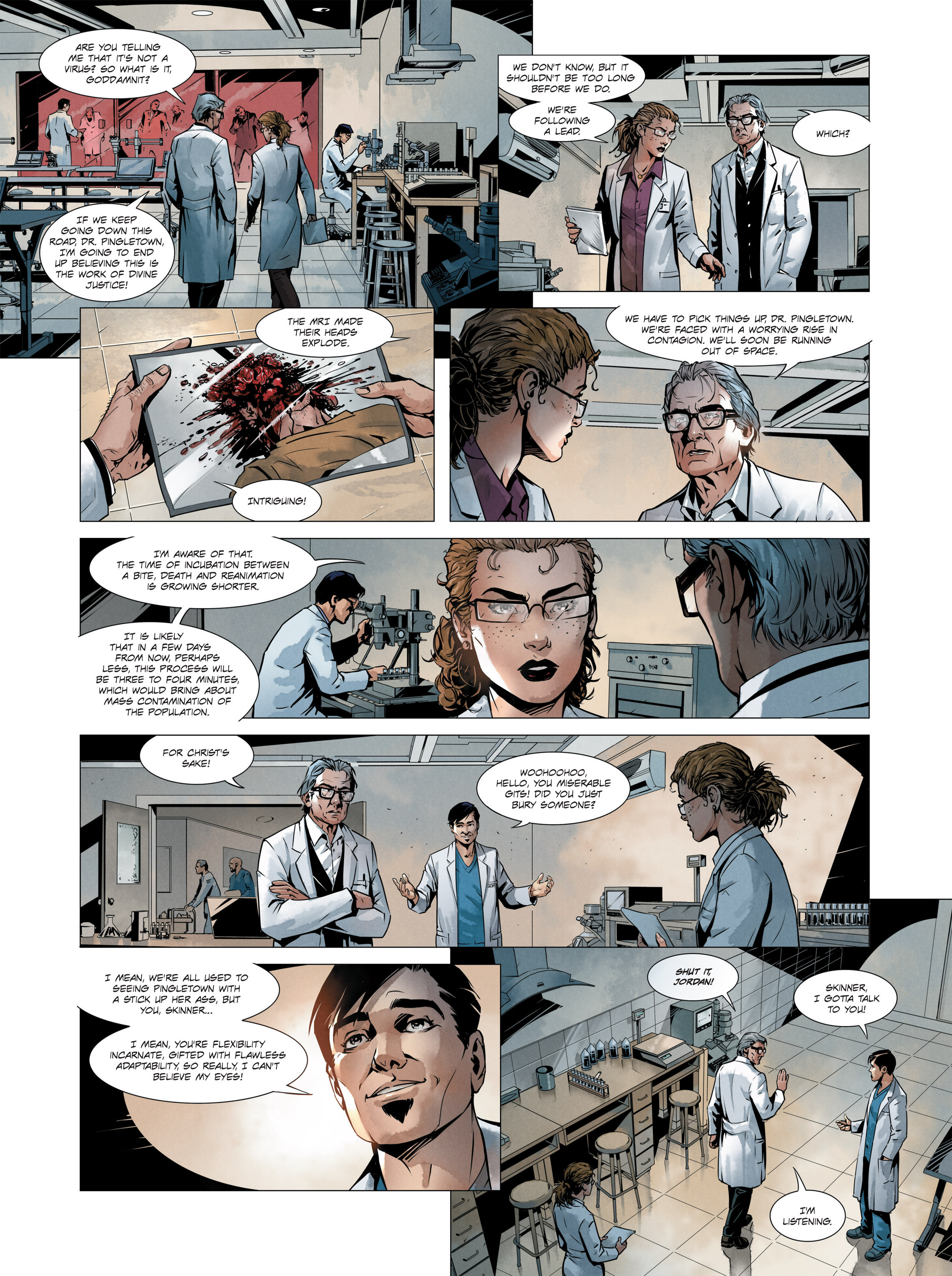 Read online Alice Matheson comic -  Issue #3 - 8