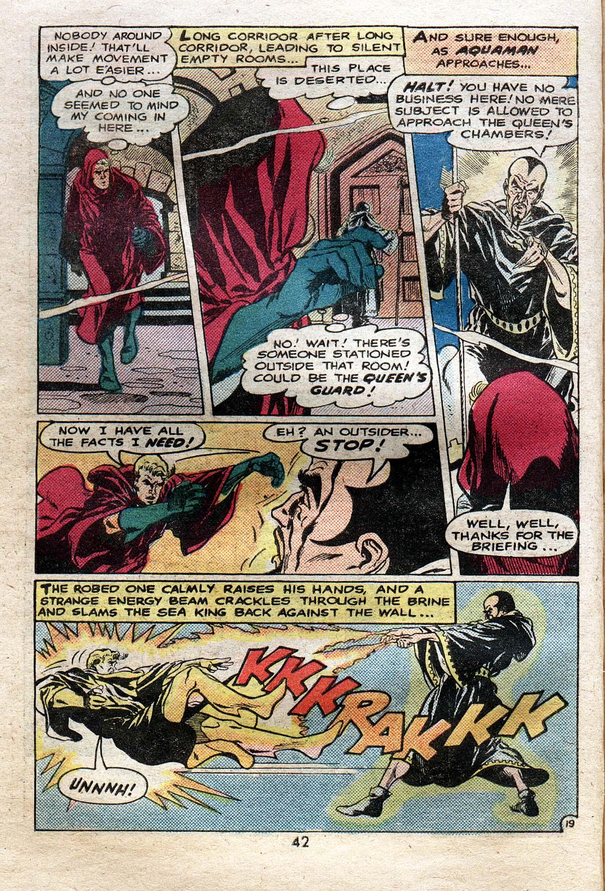 Read online Adventure Comics (1938) comic -  Issue #491 - 41