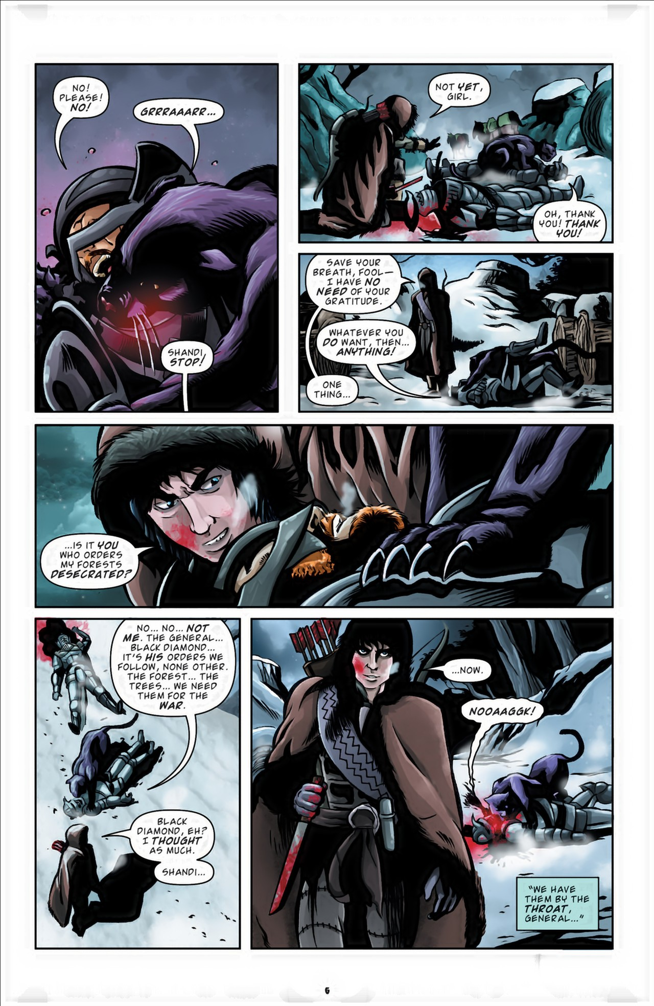 Read online KISS (2012) comic -  Issue #3 - 9