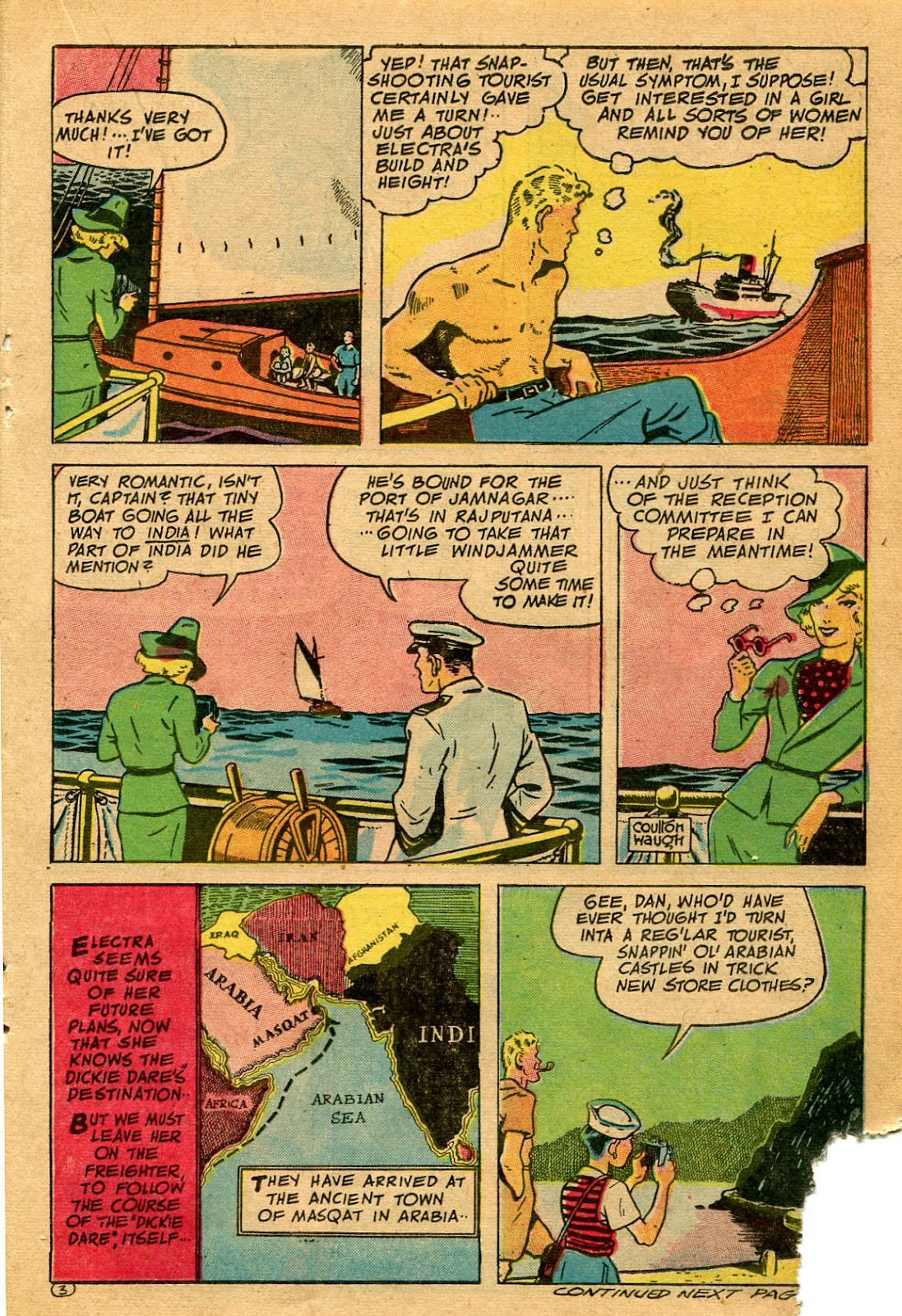Read online Famous Funnies comic -  Issue #127 - 23