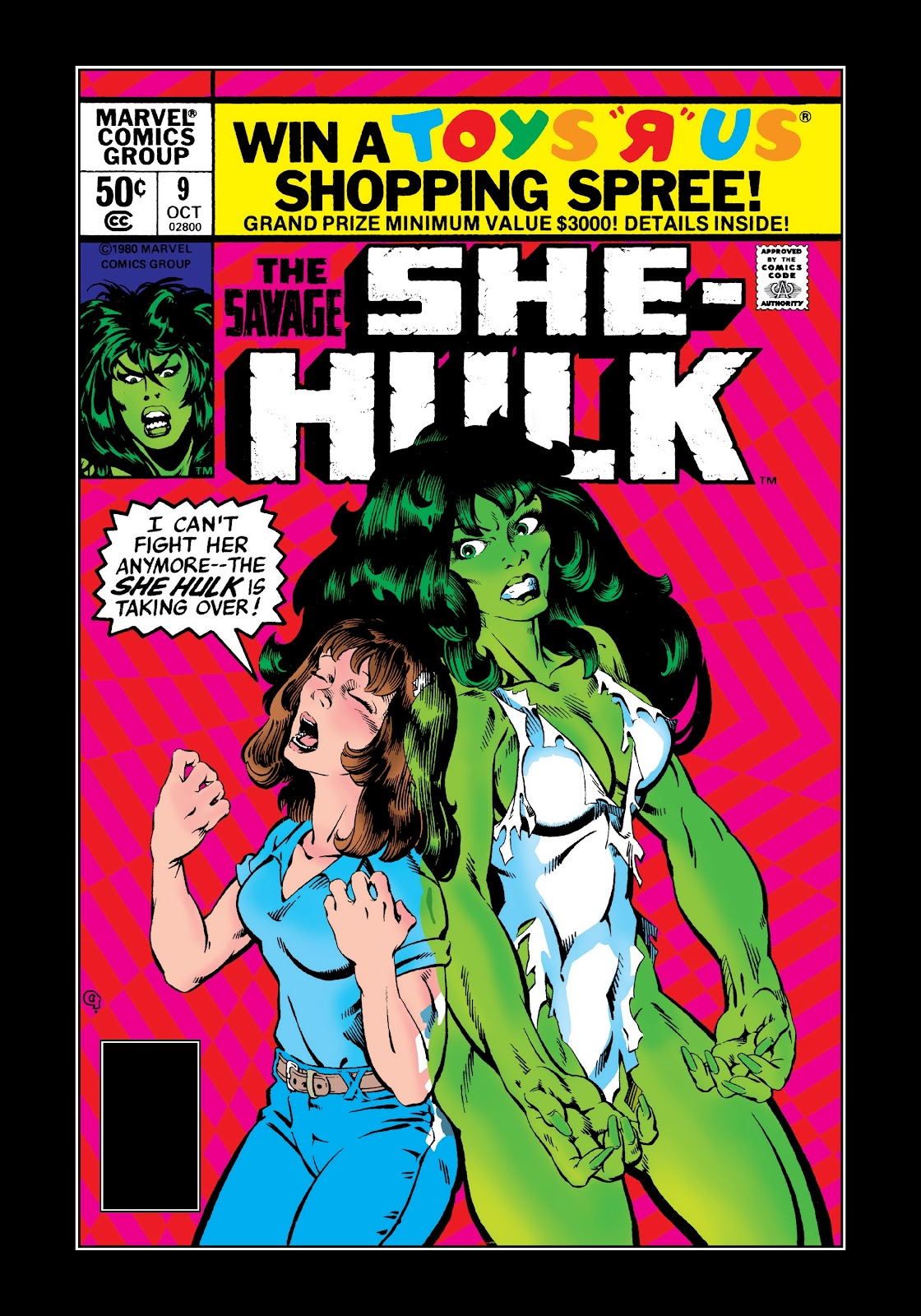 Marvel Masterworks: The Savage She-Hulk issue TPB_1_(Part_2) - Page 54