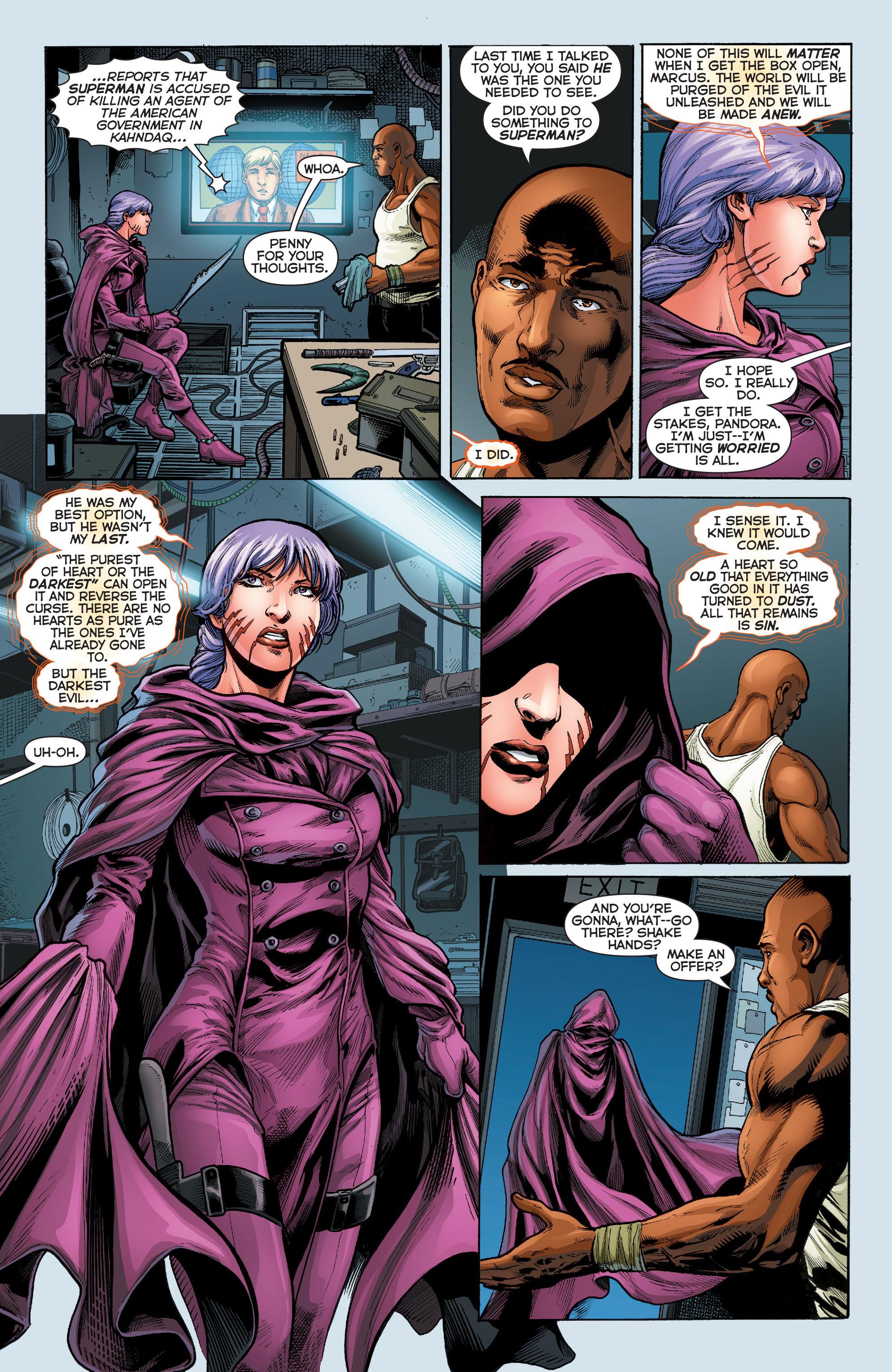 Read online Trinity of Sin: Pandora comic -  Issue #2 - 7