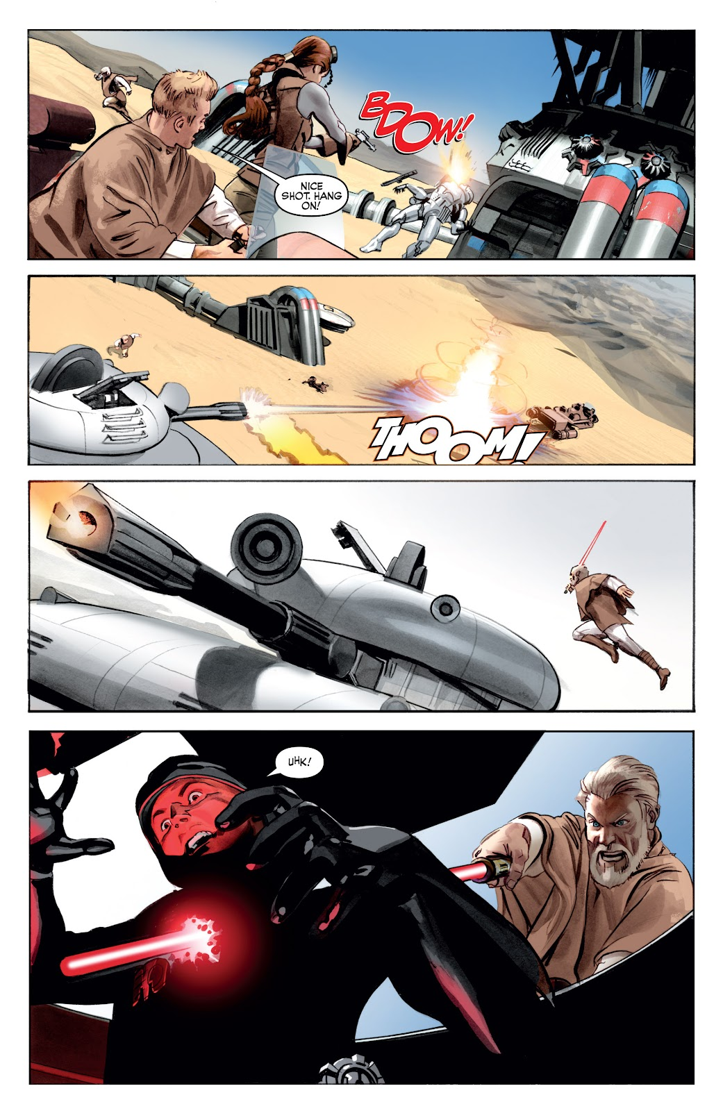 Read online Star Wars Legends: Infinities - Epic Collection comic -  Issue # TPB (Part 4) - 66