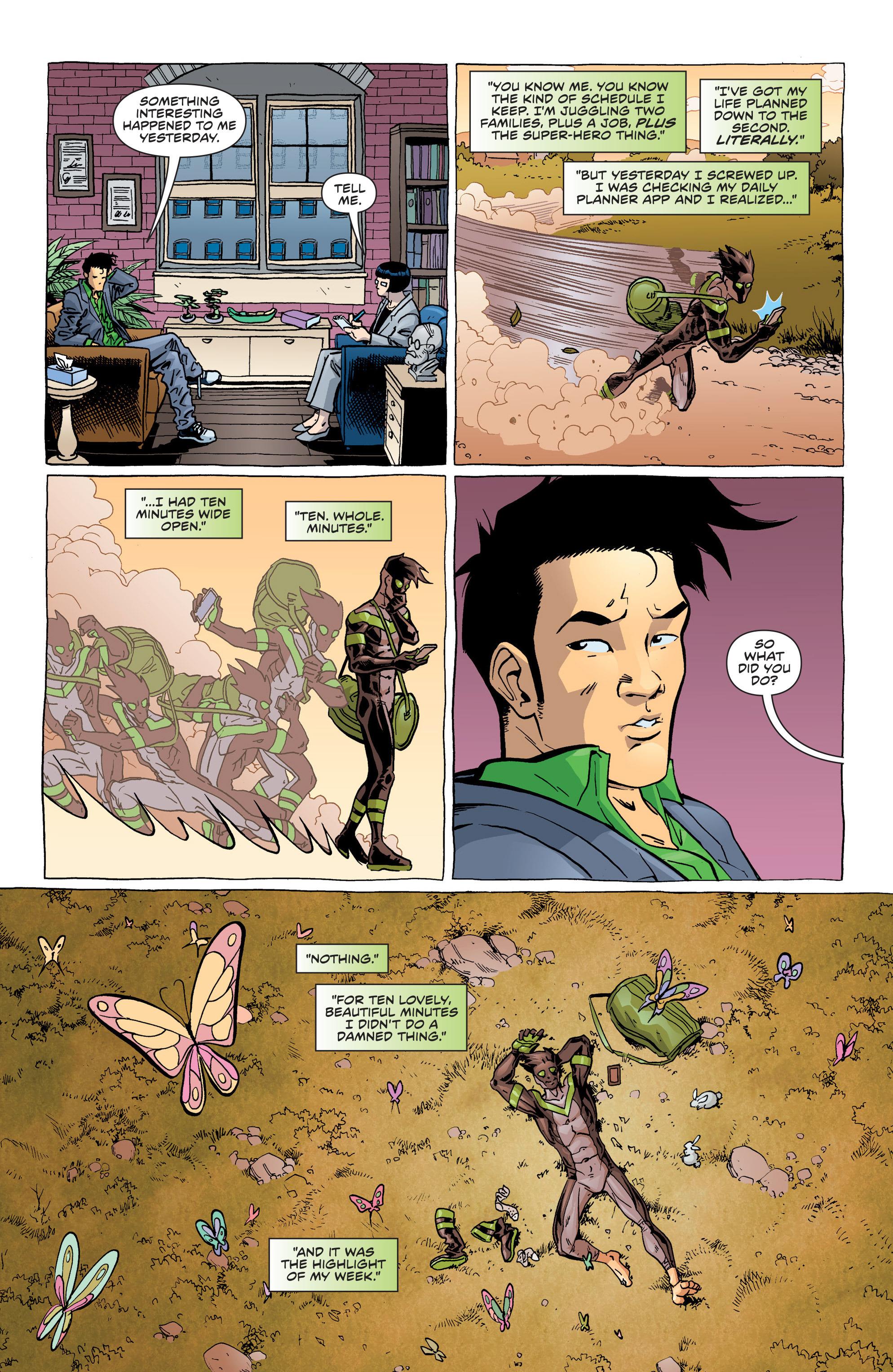 Read online Secret Identities comic -  Issue # _TPB - 82