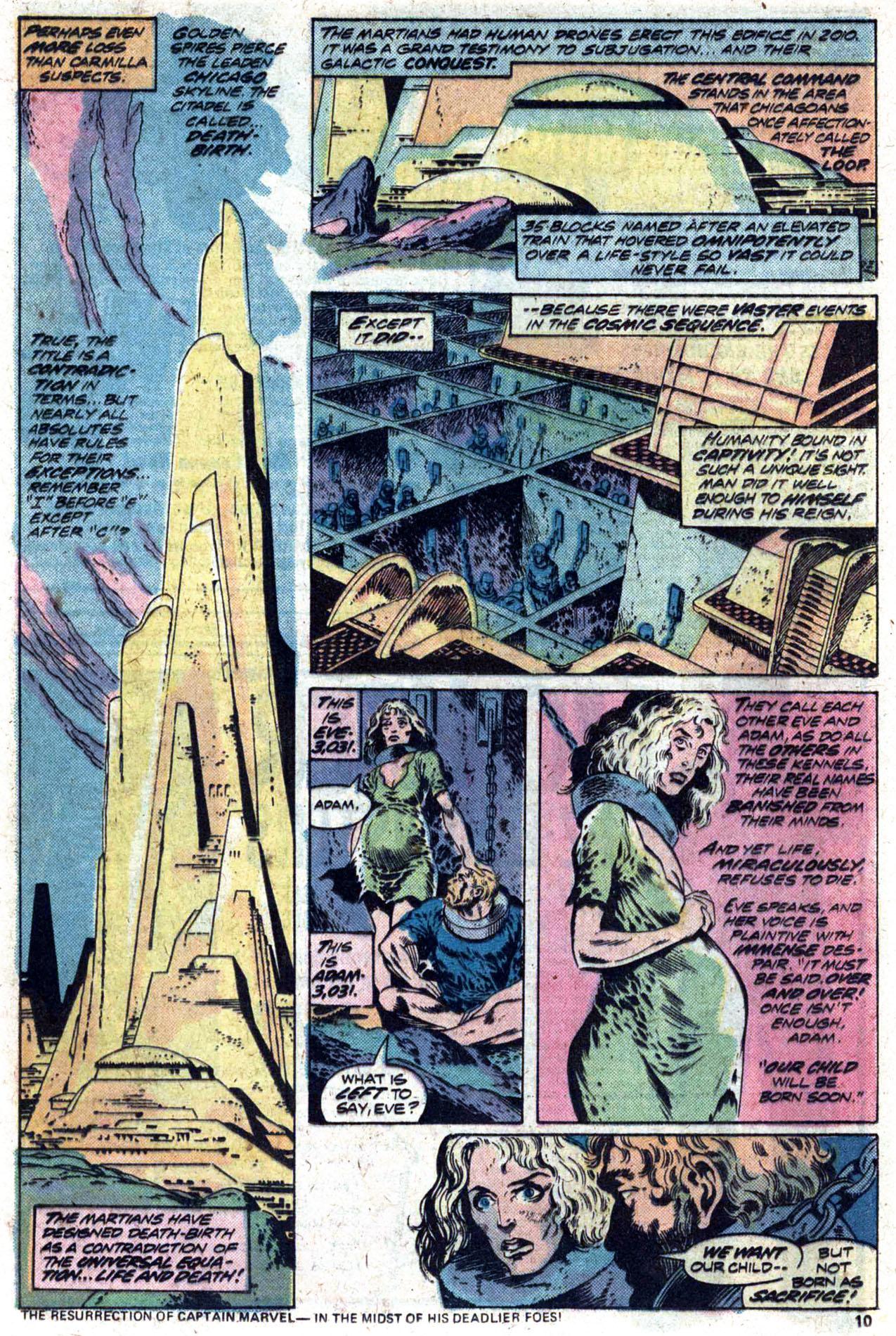 Read online Amazing Adventures (1970) comic -  Issue #27 - 11