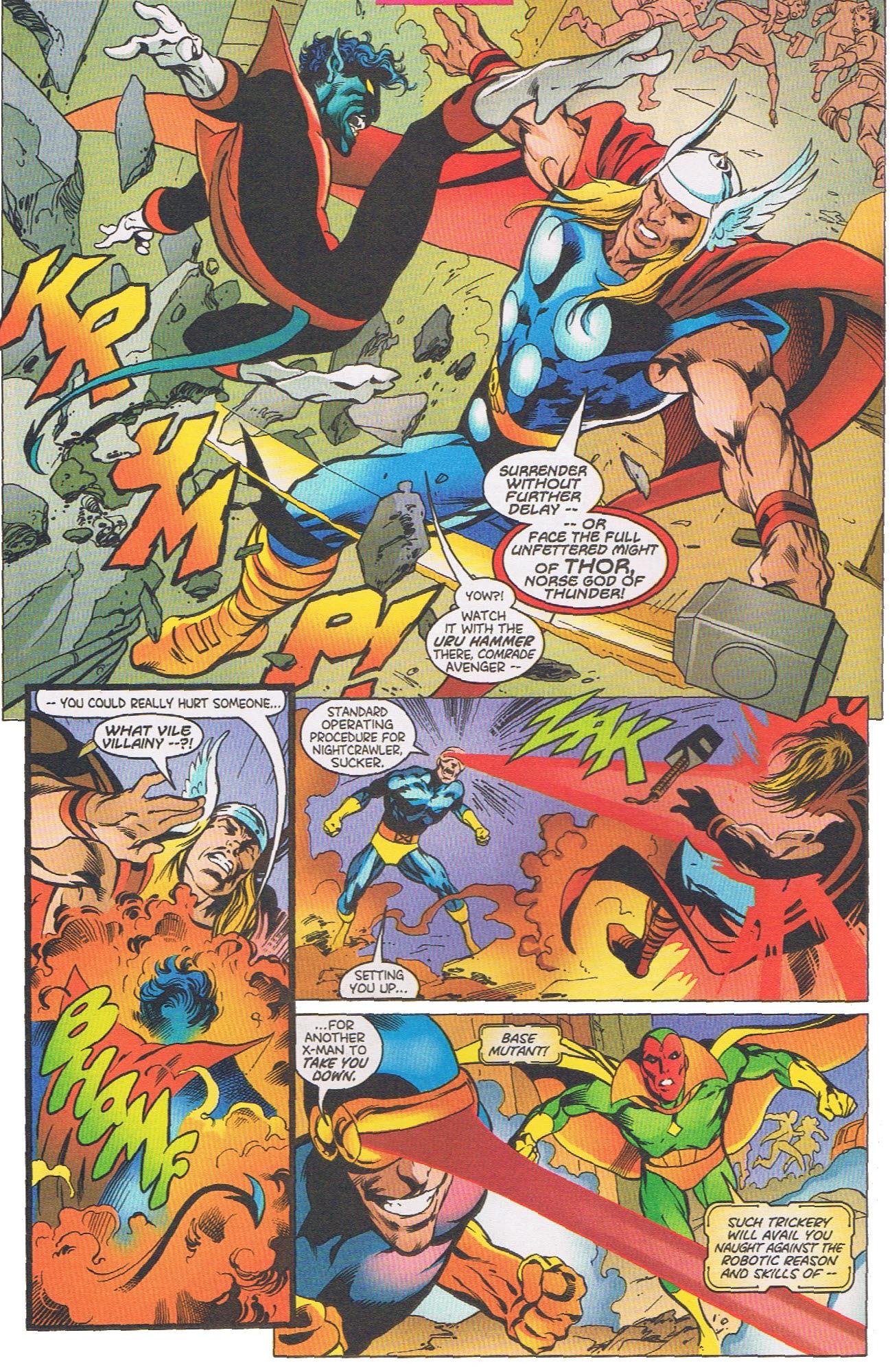 X-Men (1991) 89 Page 11