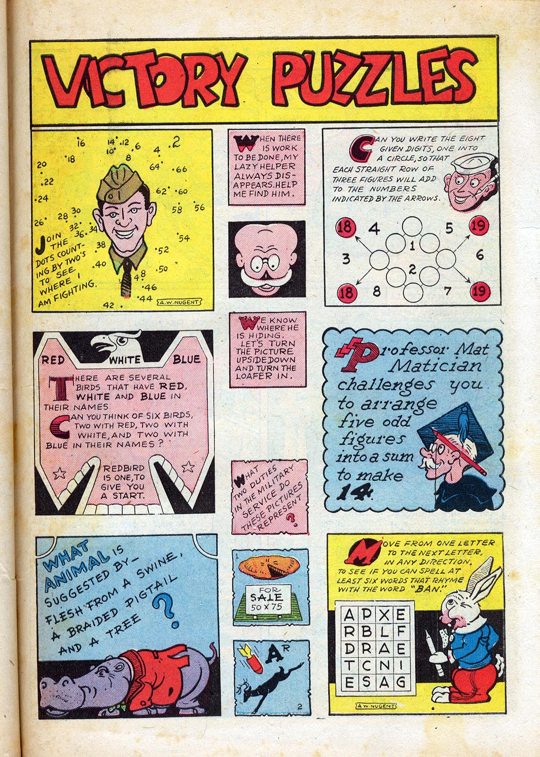 Read online Sensation (Mystery) Comics comic -  Issue #47 - 39