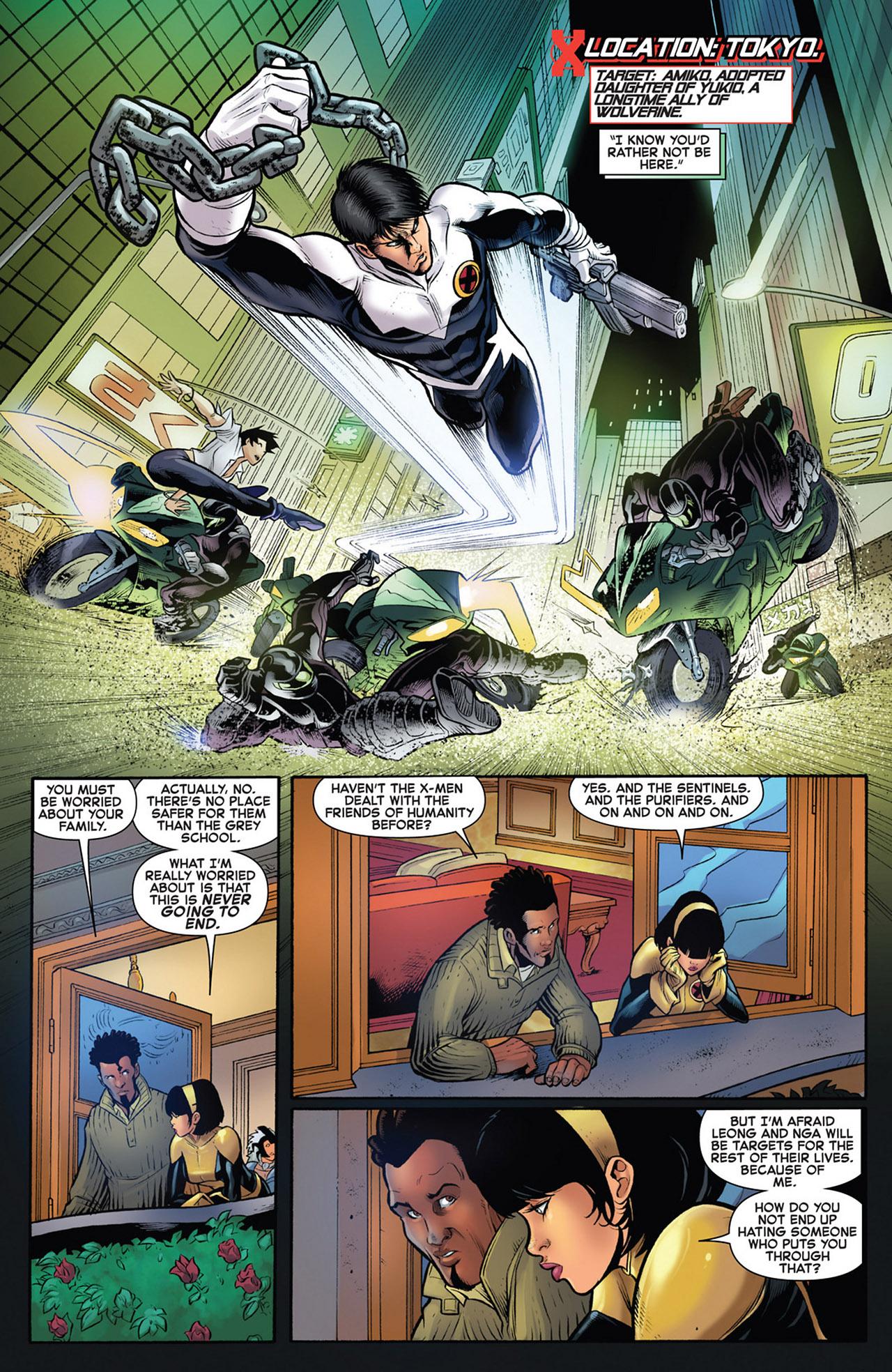 Read online Astonishing X-Men (2004) comic -  Issue # _Annual 1 - 42