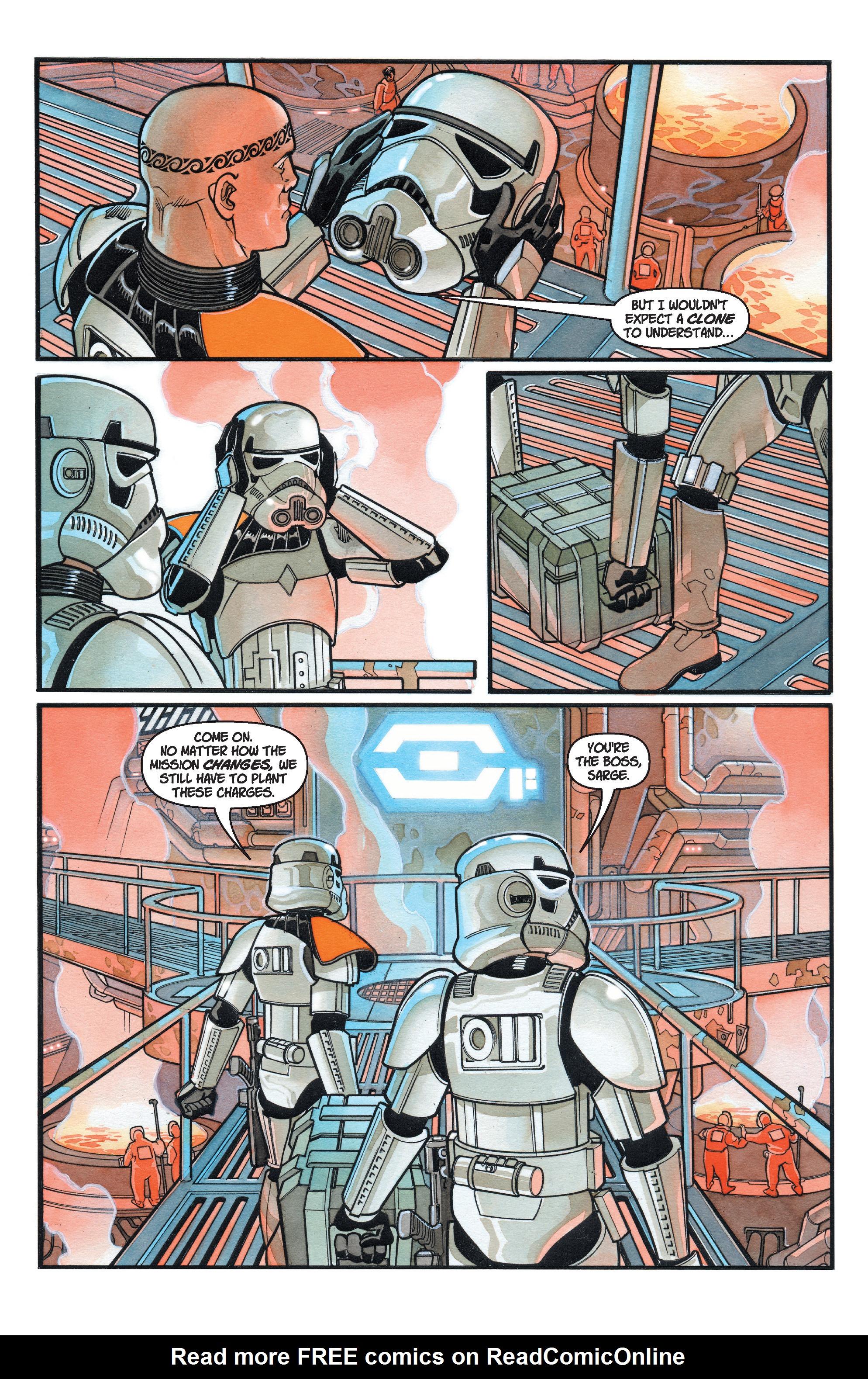 Read online Star Wars Omnibus comic -  Issue # Vol. 22 - 242