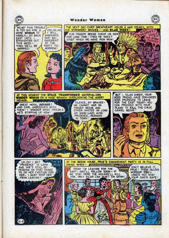 Read online Wonder Woman (1942) comic -  Issue #17 - 29