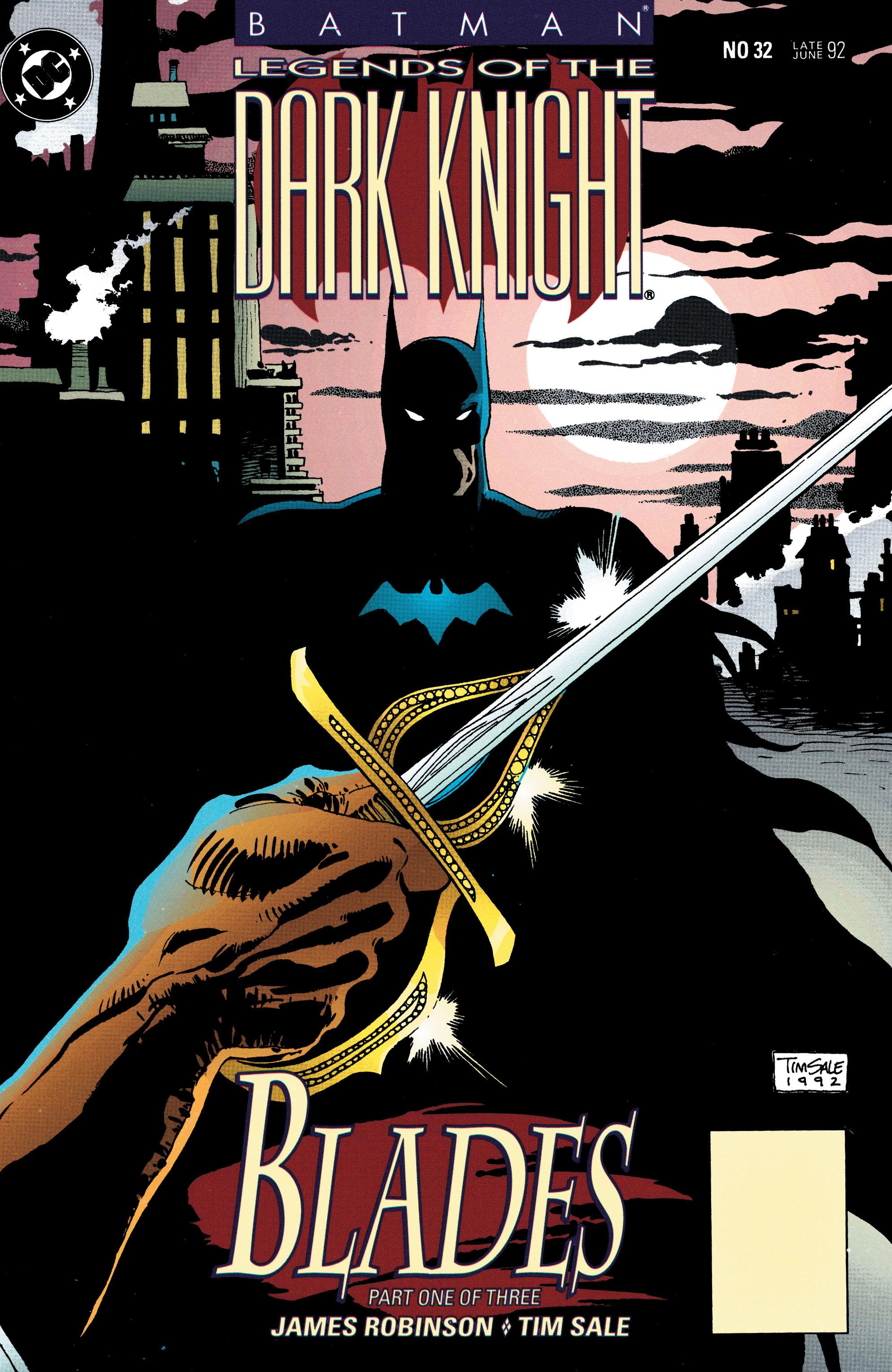 Batman: Legends of the Dark Knight 32 Page 1