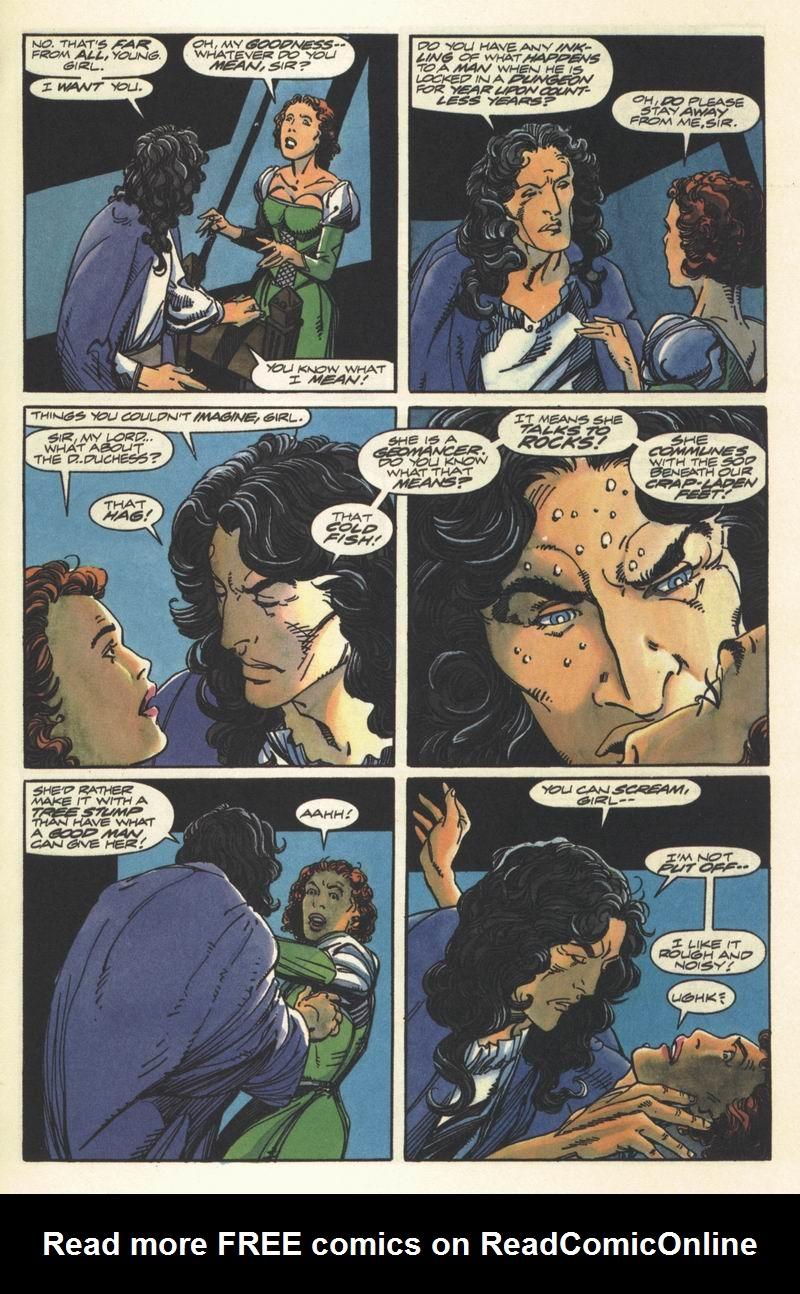 Read online Eternal Warrior (1992) comic -  Issue #8 - 16