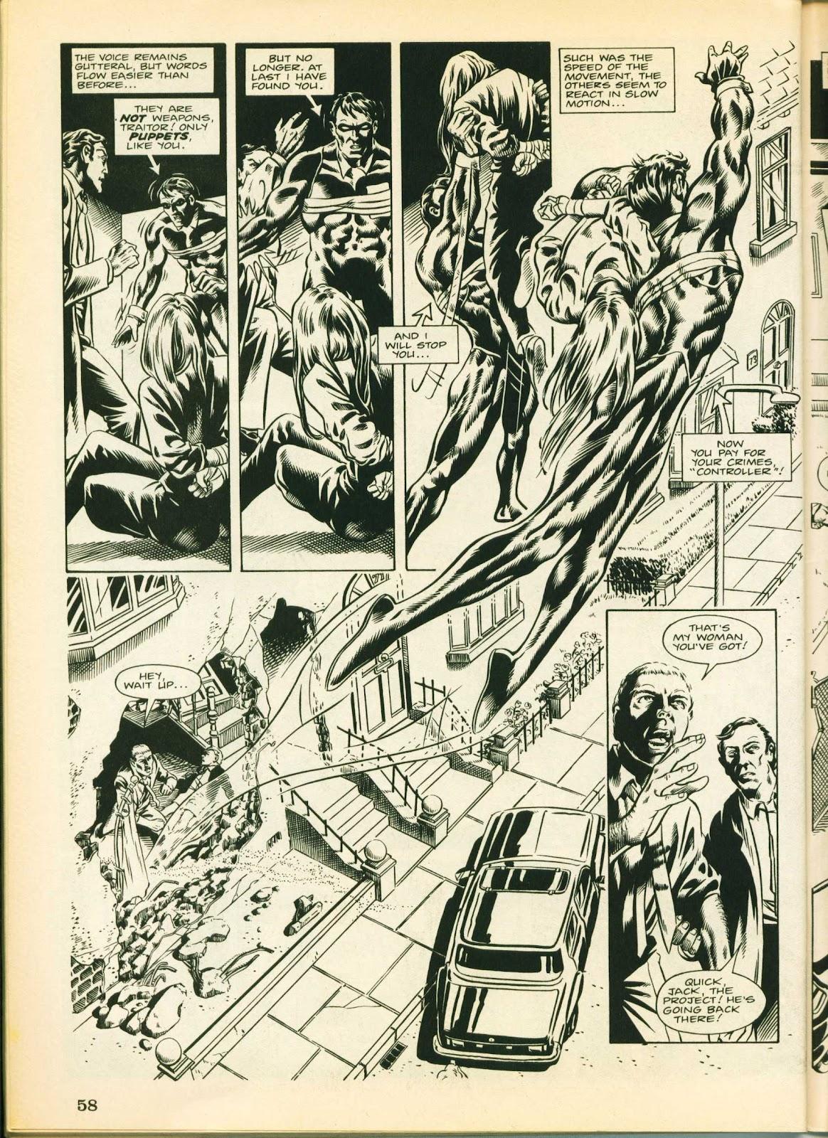 Warrior Issue #26 #27 - English 58