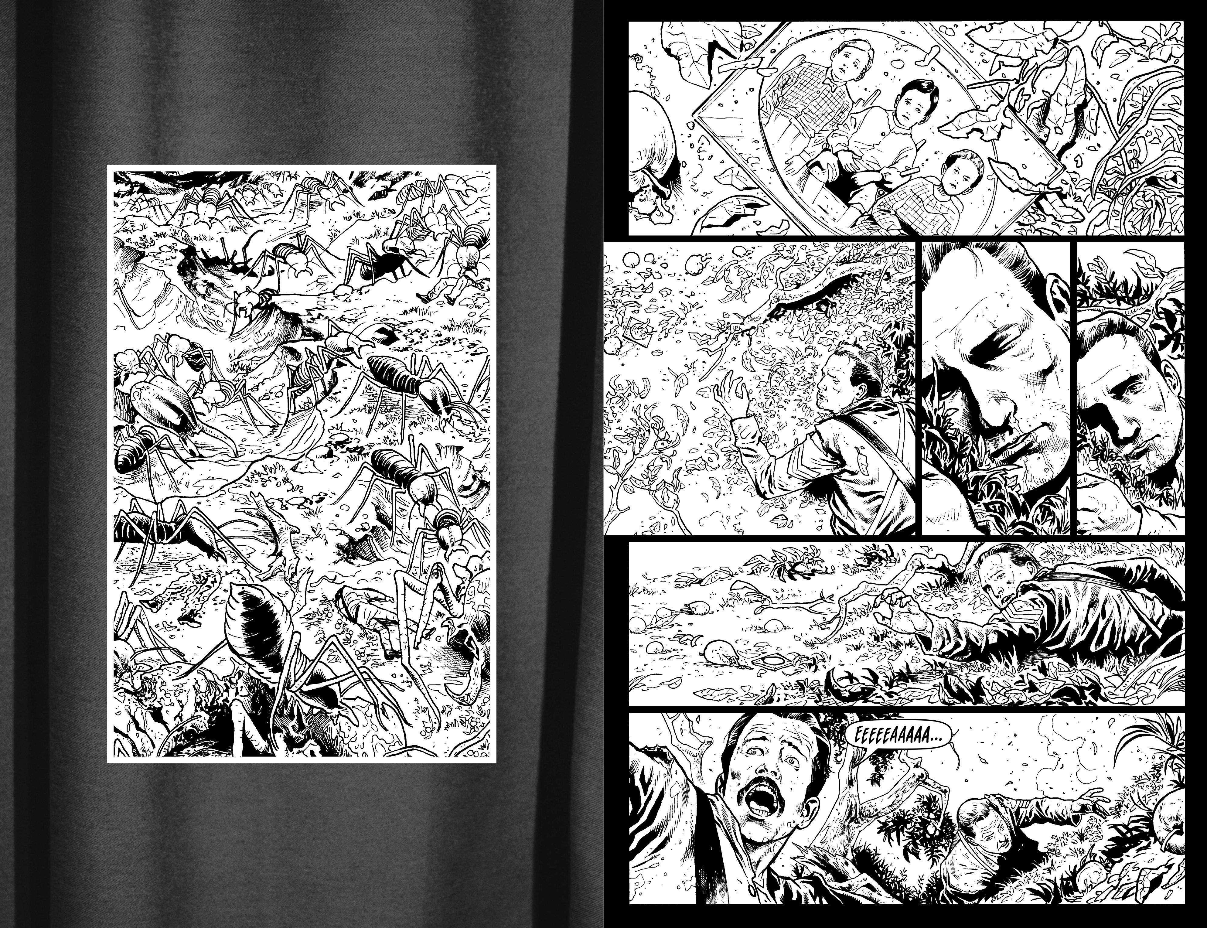 Read online Alan Moore's Cinema Purgatorio comic -  Issue #10 - 17