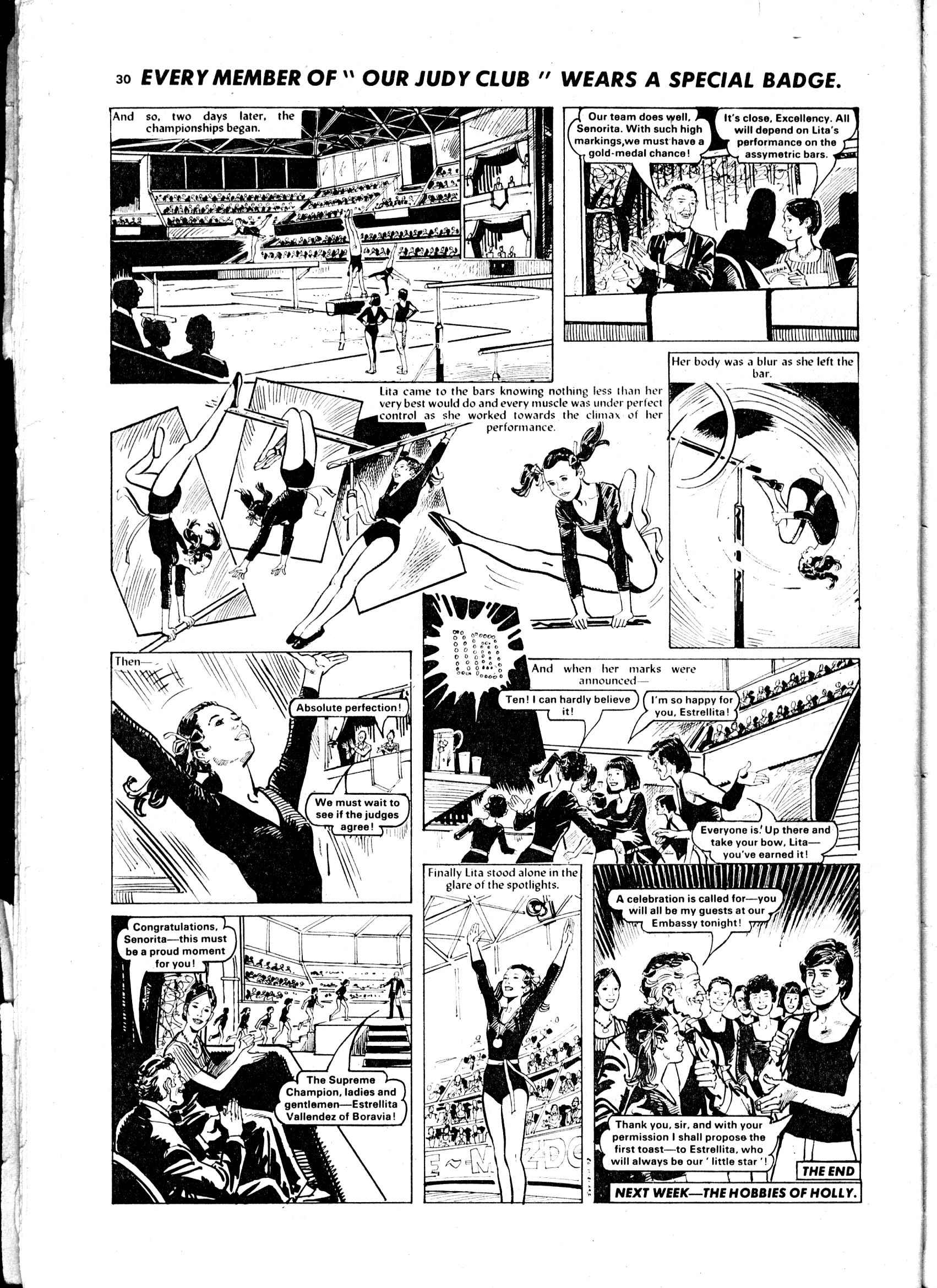Read online Judy comic -  Issue #984 - 30