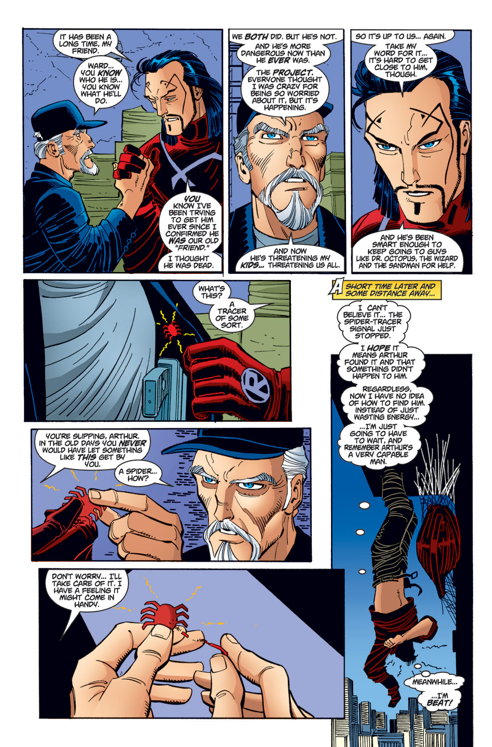 The Amazing Spider-Man (1999) 22 Page 15