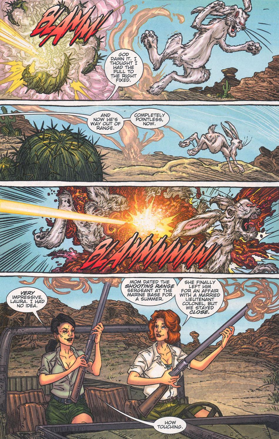 Read online The Exterminators comic -  Issue #16 - 4