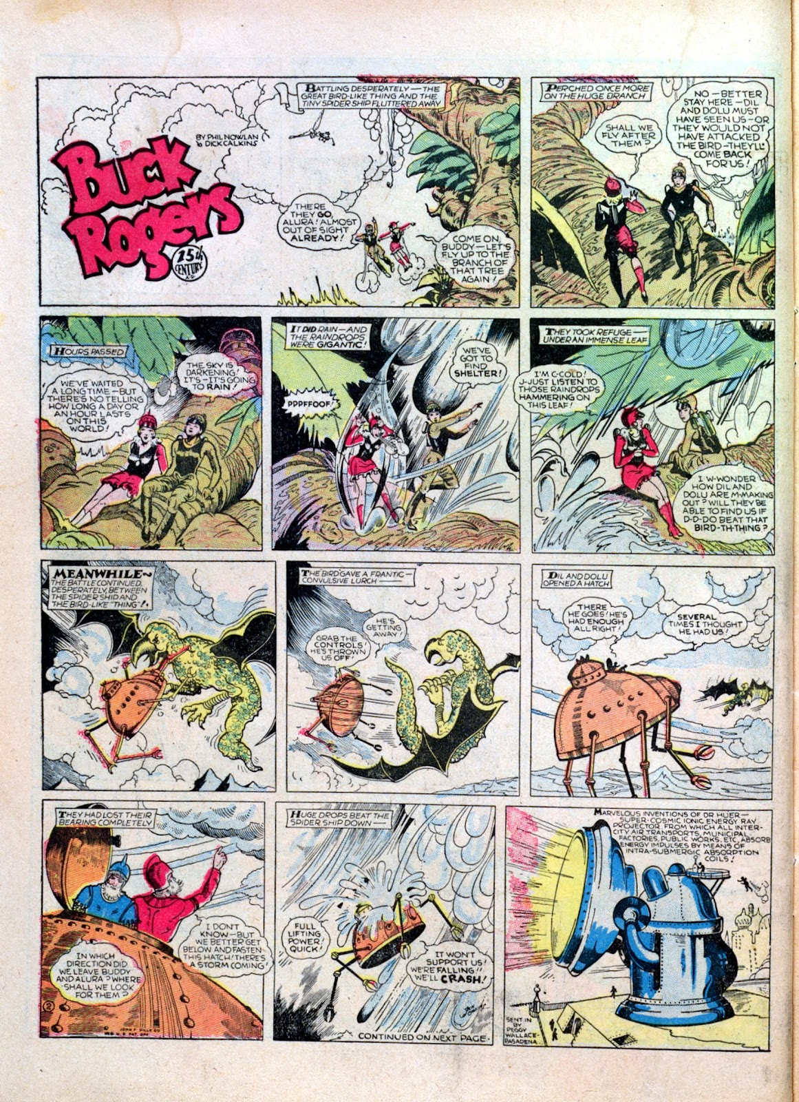Read online Famous Funnies comic -  Issue #11 - 20
